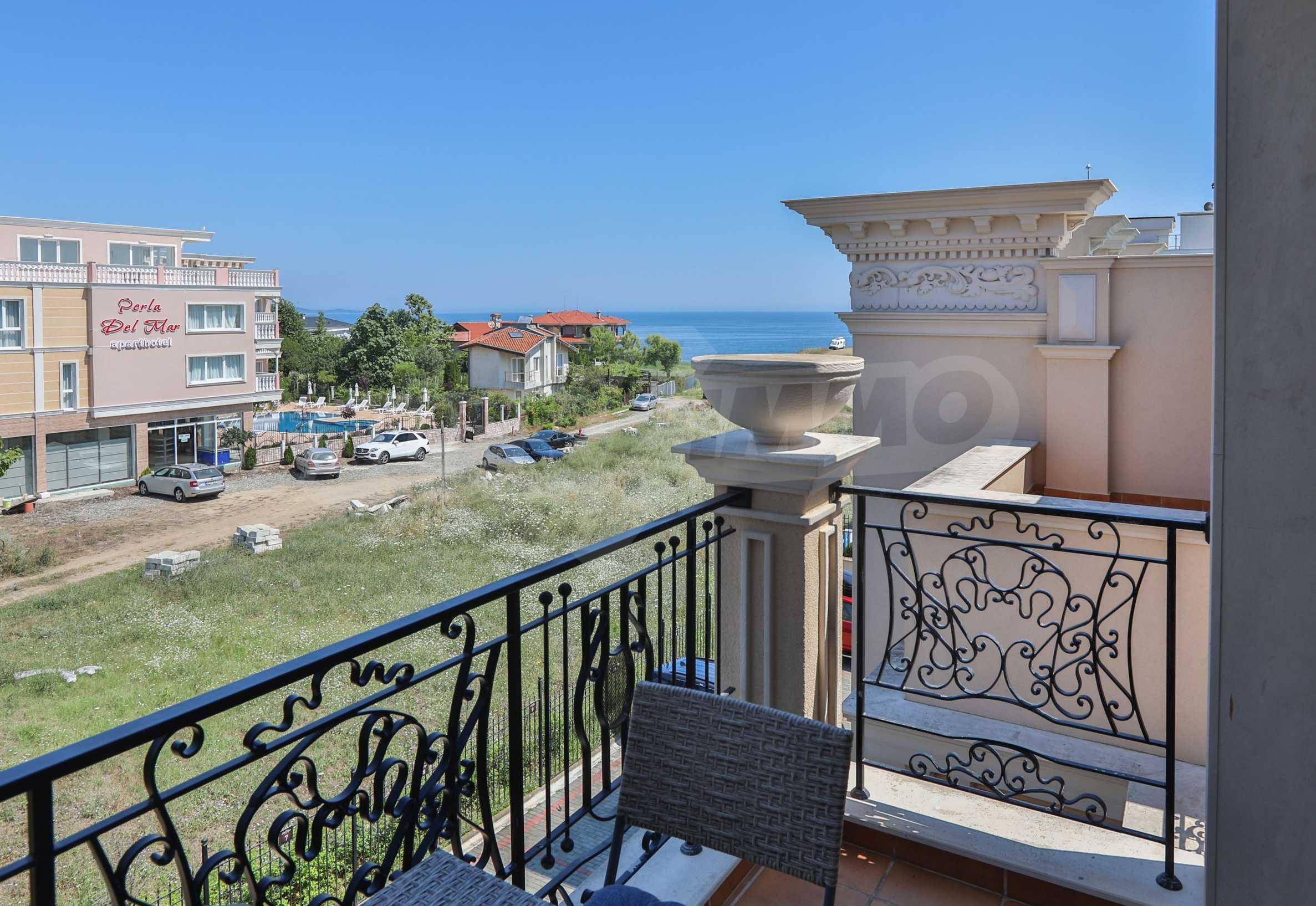 Двустаен апартамент в бутиковата резиденция до Централен плаж - Belle Époque (ап. №A 305) 8