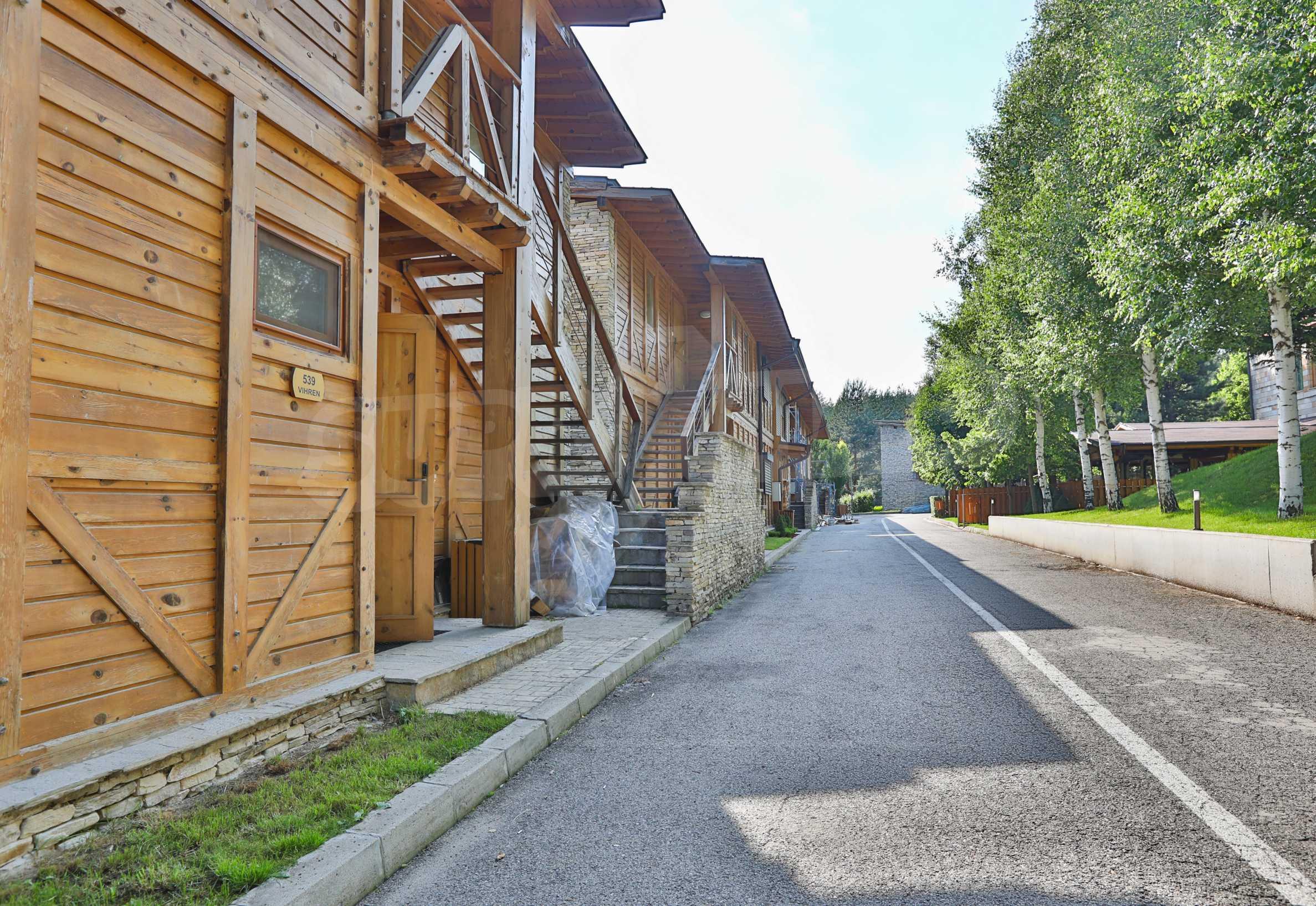 Möbliertes Haus mit Aussicht auf Pirin 9