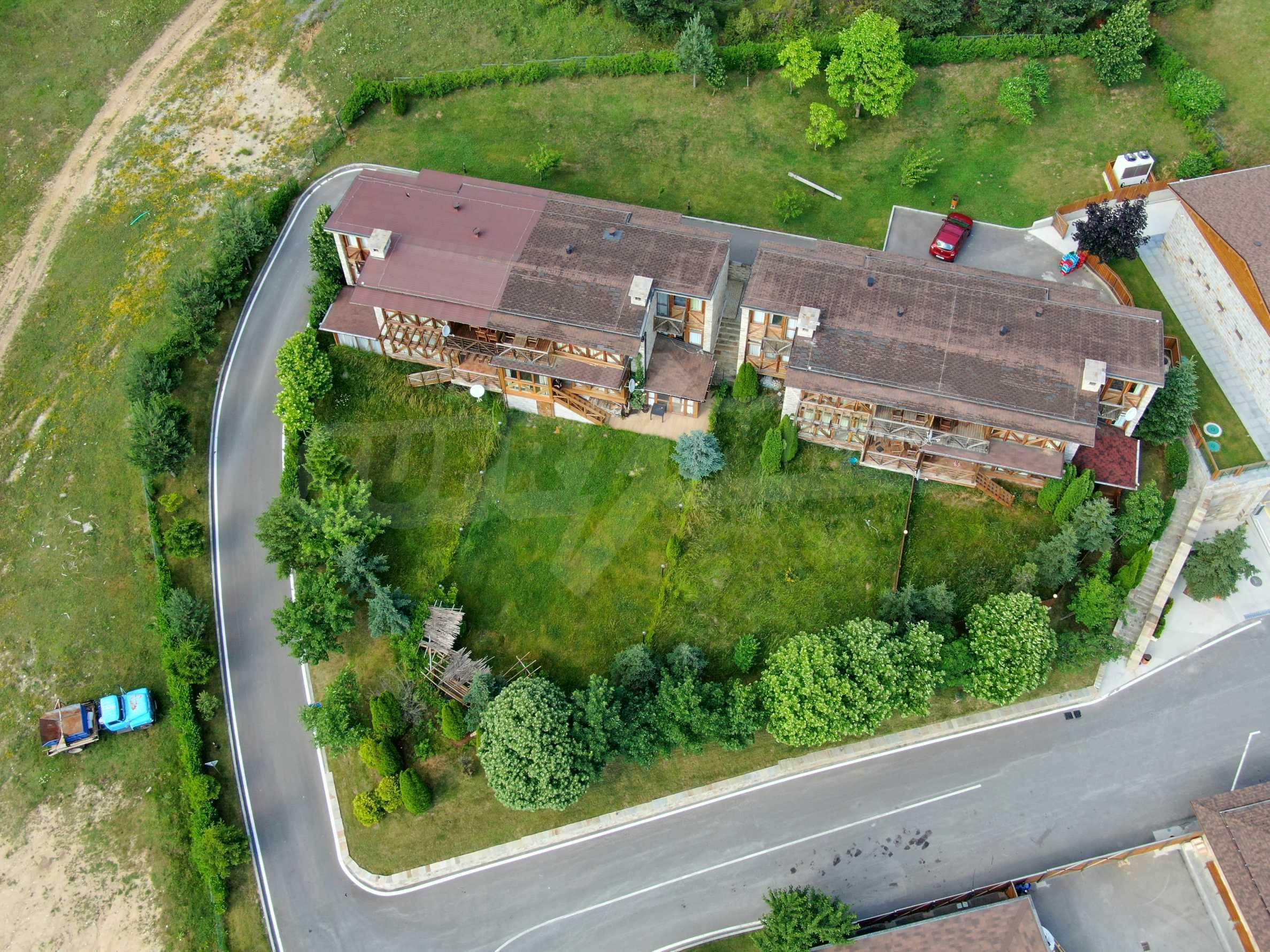 Möbliertes Haus mit Aussicht auf Pirin 10