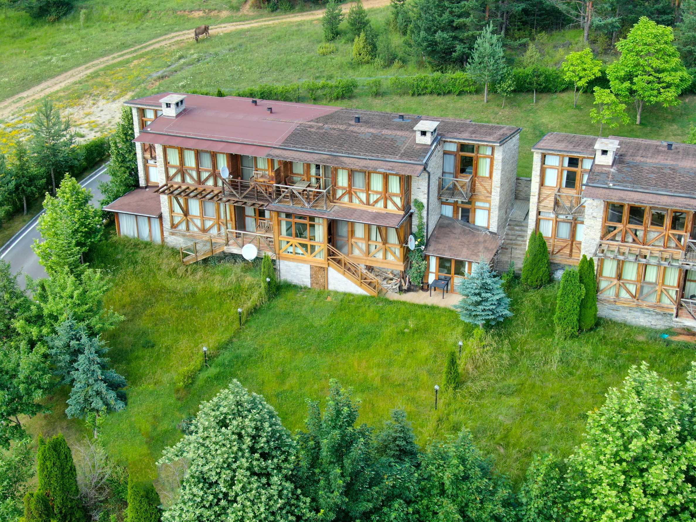 Möbliertes Haus mit Aussicht auf Pirin 11