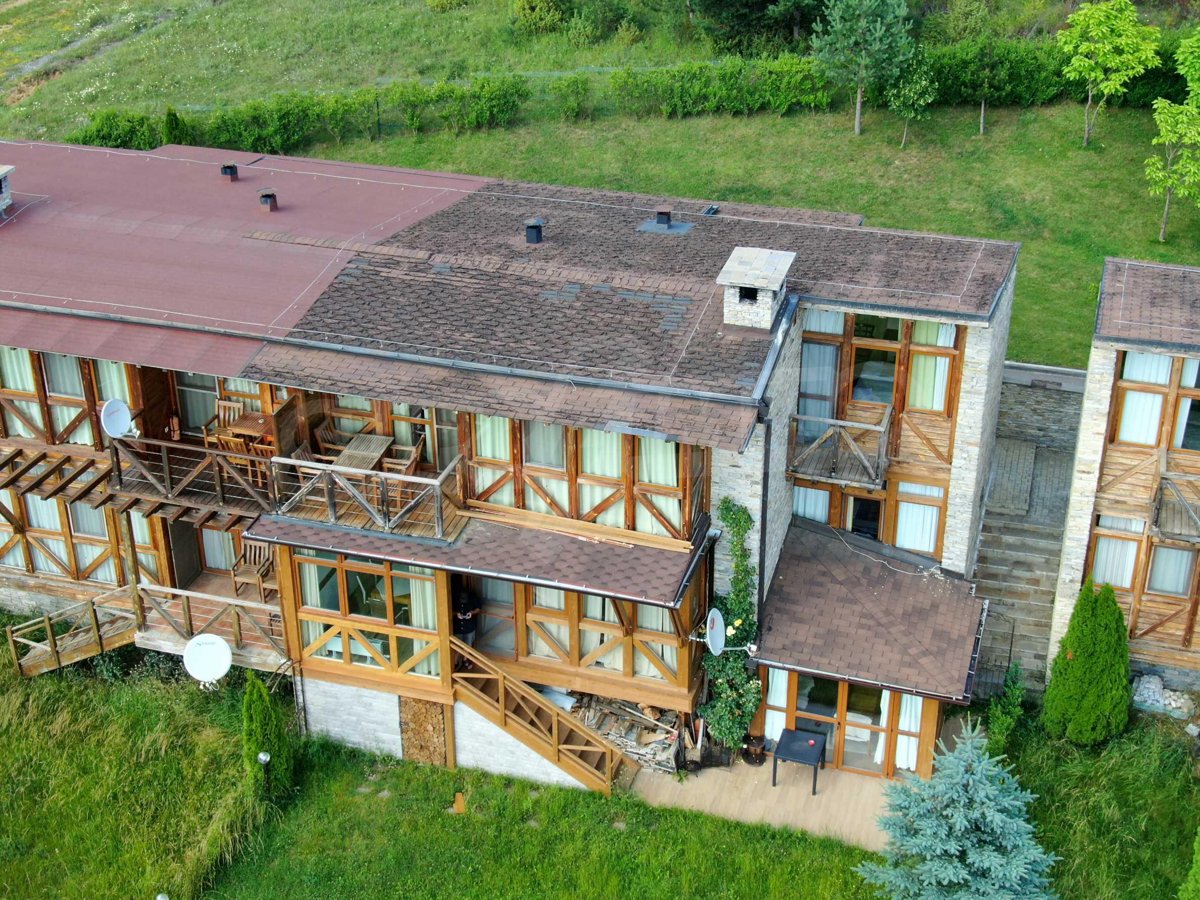 Möbliertes Haus mit Aussicht auf Pirin 12