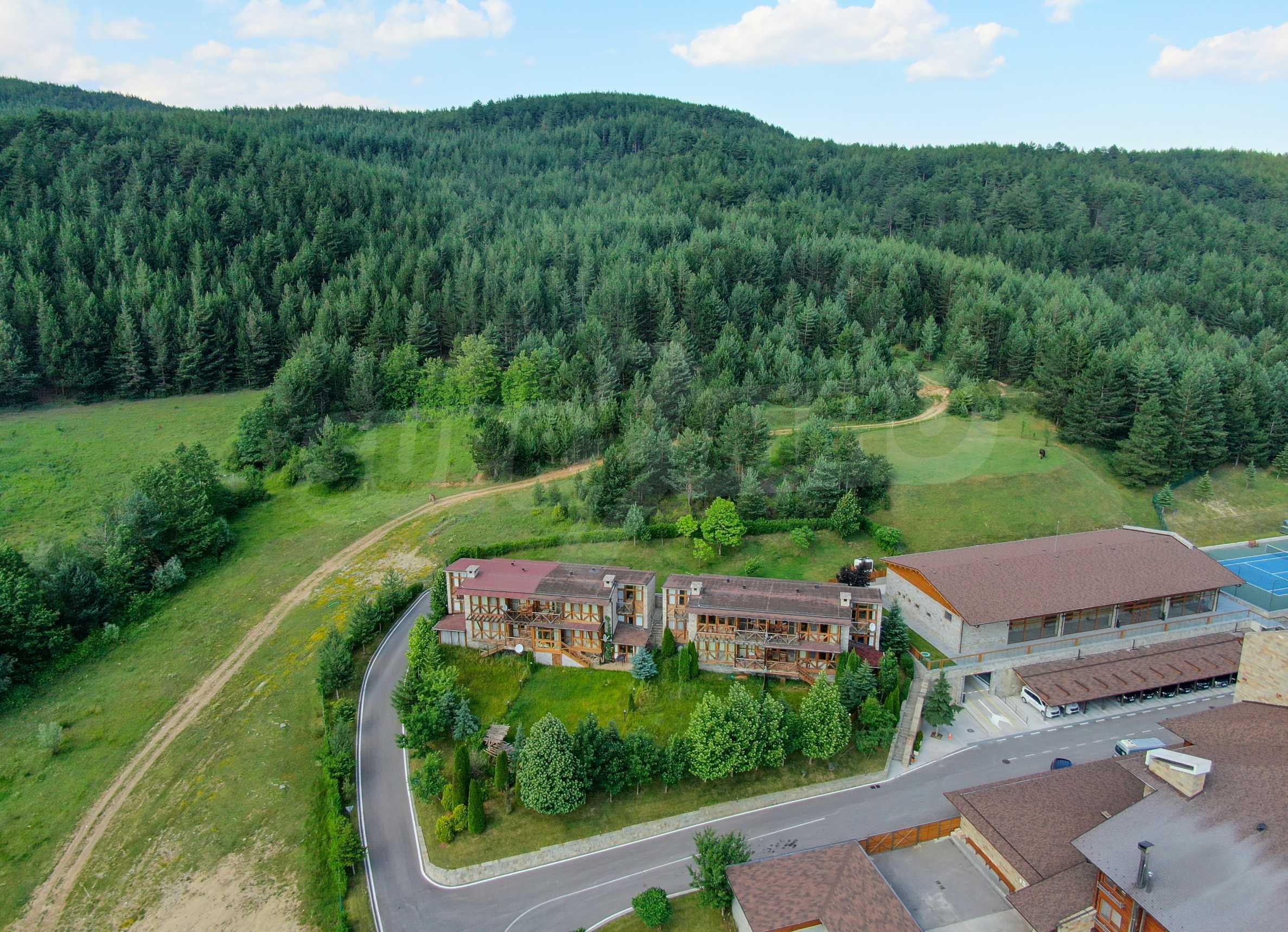 Möbliertes Haus mit Aussicht auf Pirin 13