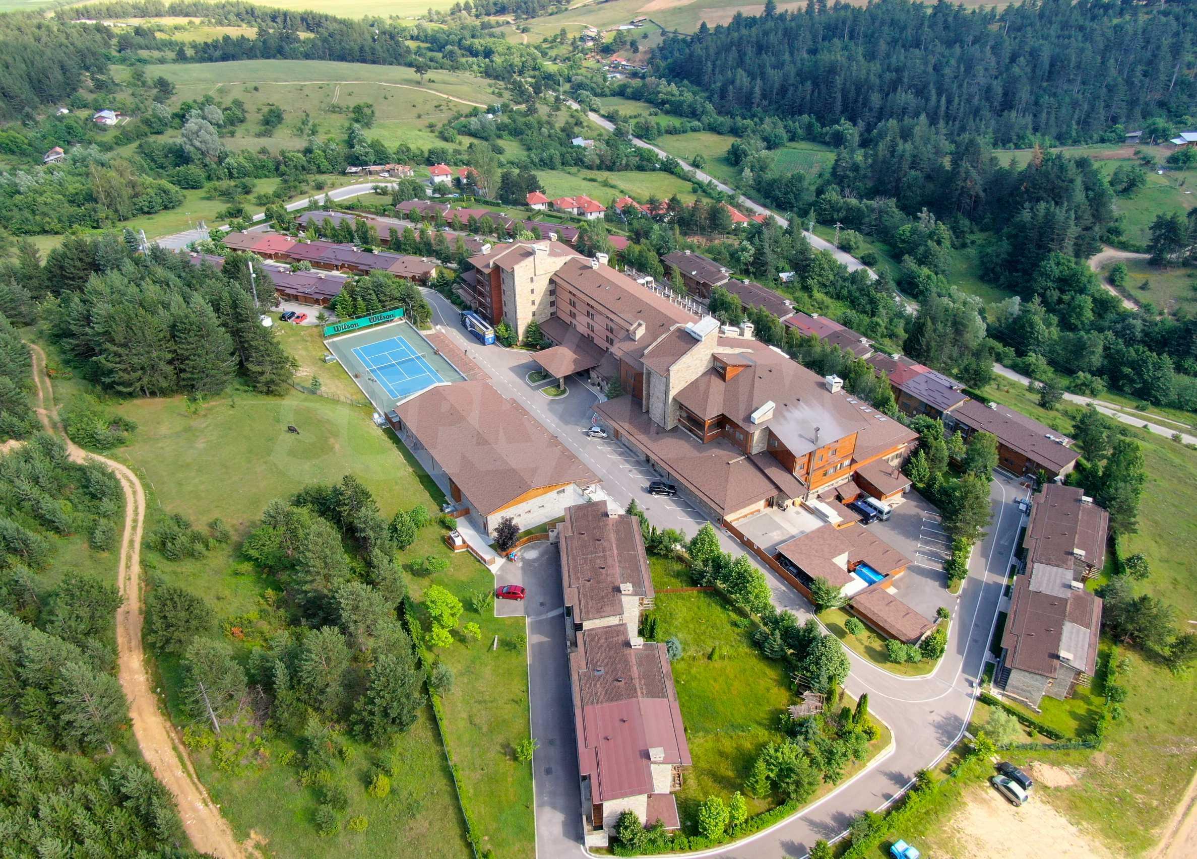 Möbliertes Haus mit Aussicht auf Pirin 15