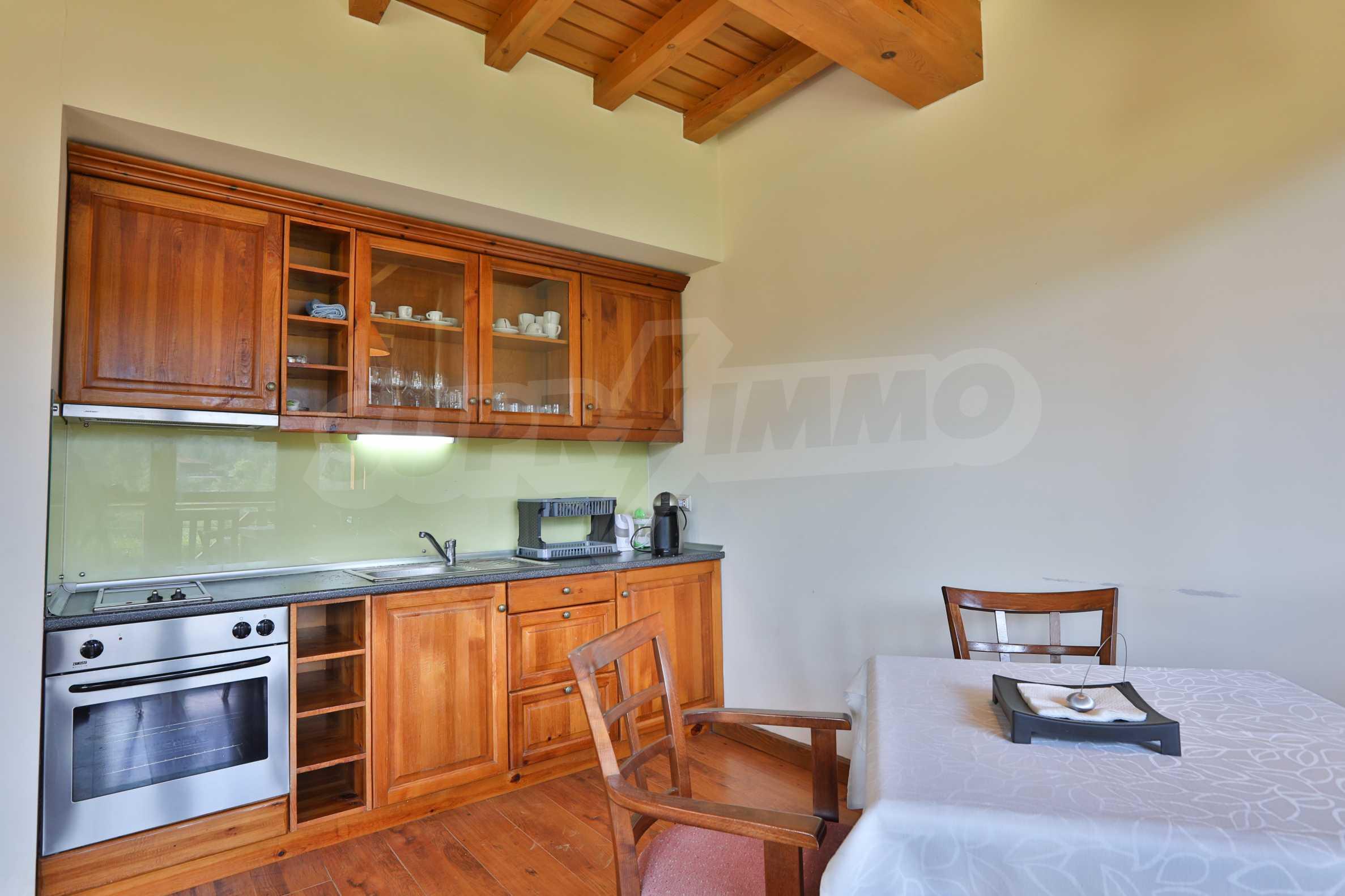 Möbliertes Haus mit Aussicht auf Pirin 2