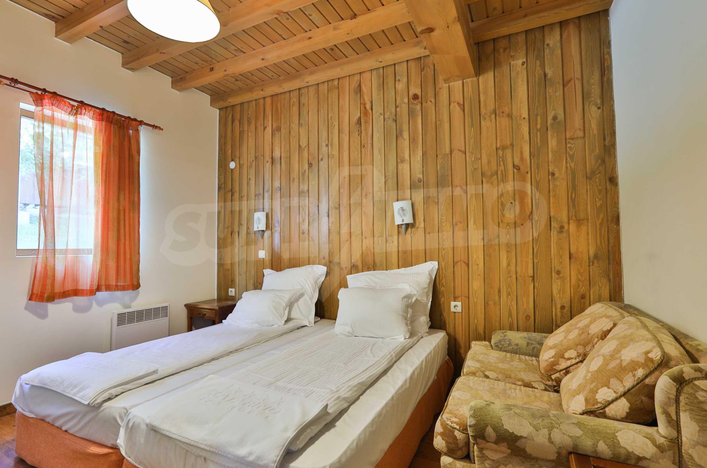 Möbliertes Haus mit Aussicht auf Pirin 6
