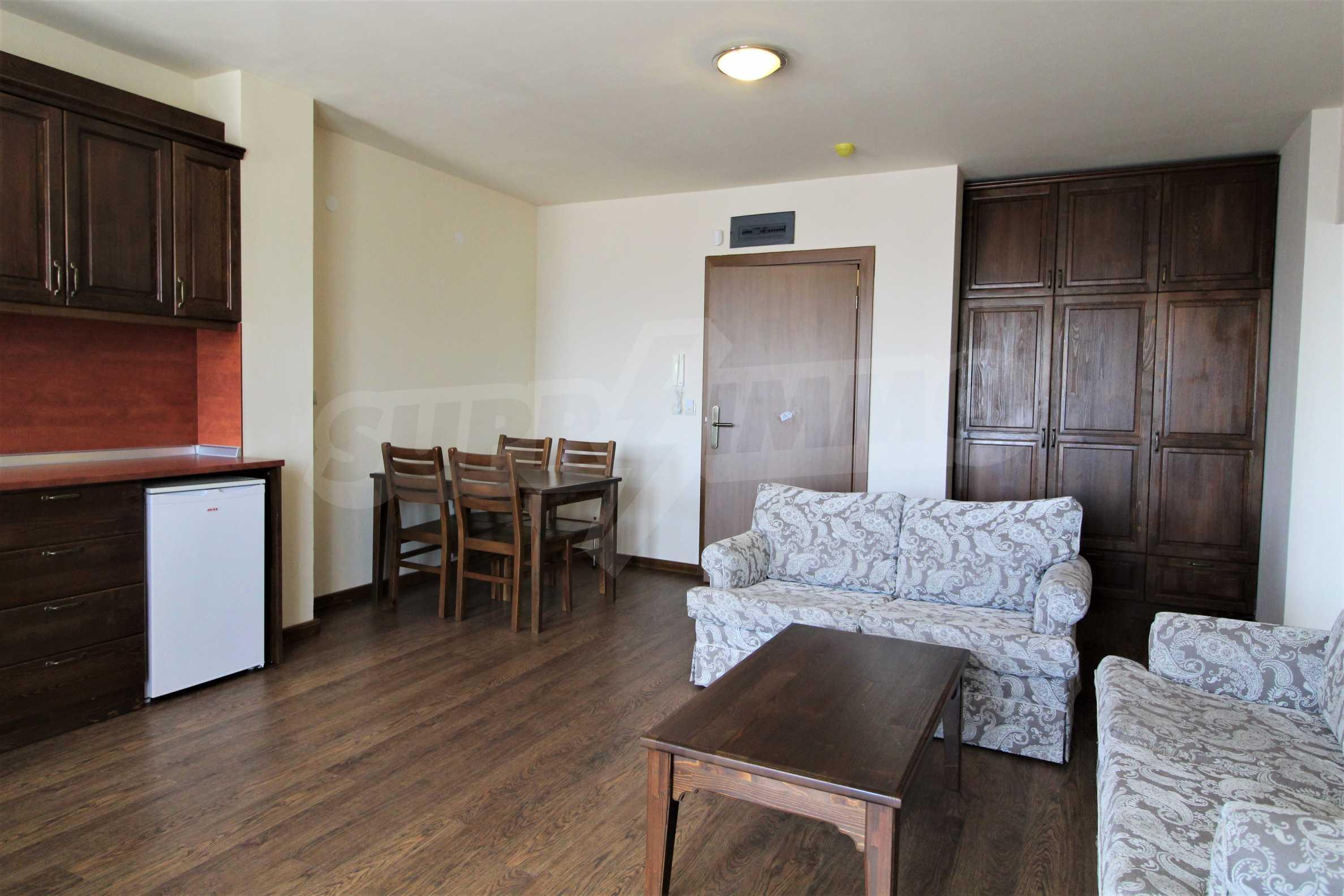 Чудесно обзаведен апартамент на територията на Пирин Голф & Кънтри Клуб 9
