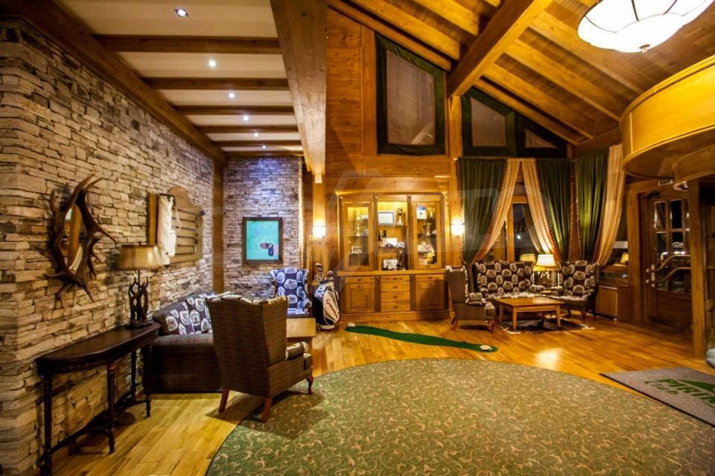 Чудесно обзаведен апартамент на територията на Пирин Голф & Кънтри Клуб 26