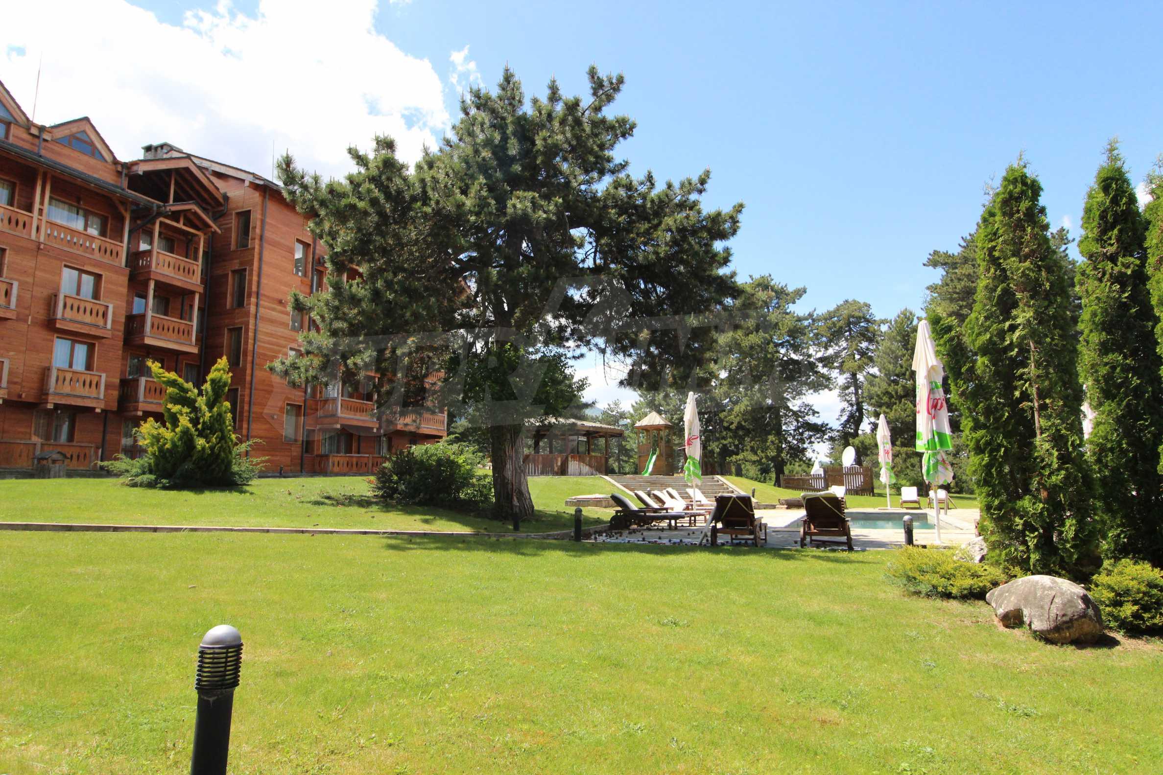 Чудесно обзаведен апартамент на територията на Пирин Голф & Кънтри Клуб 2