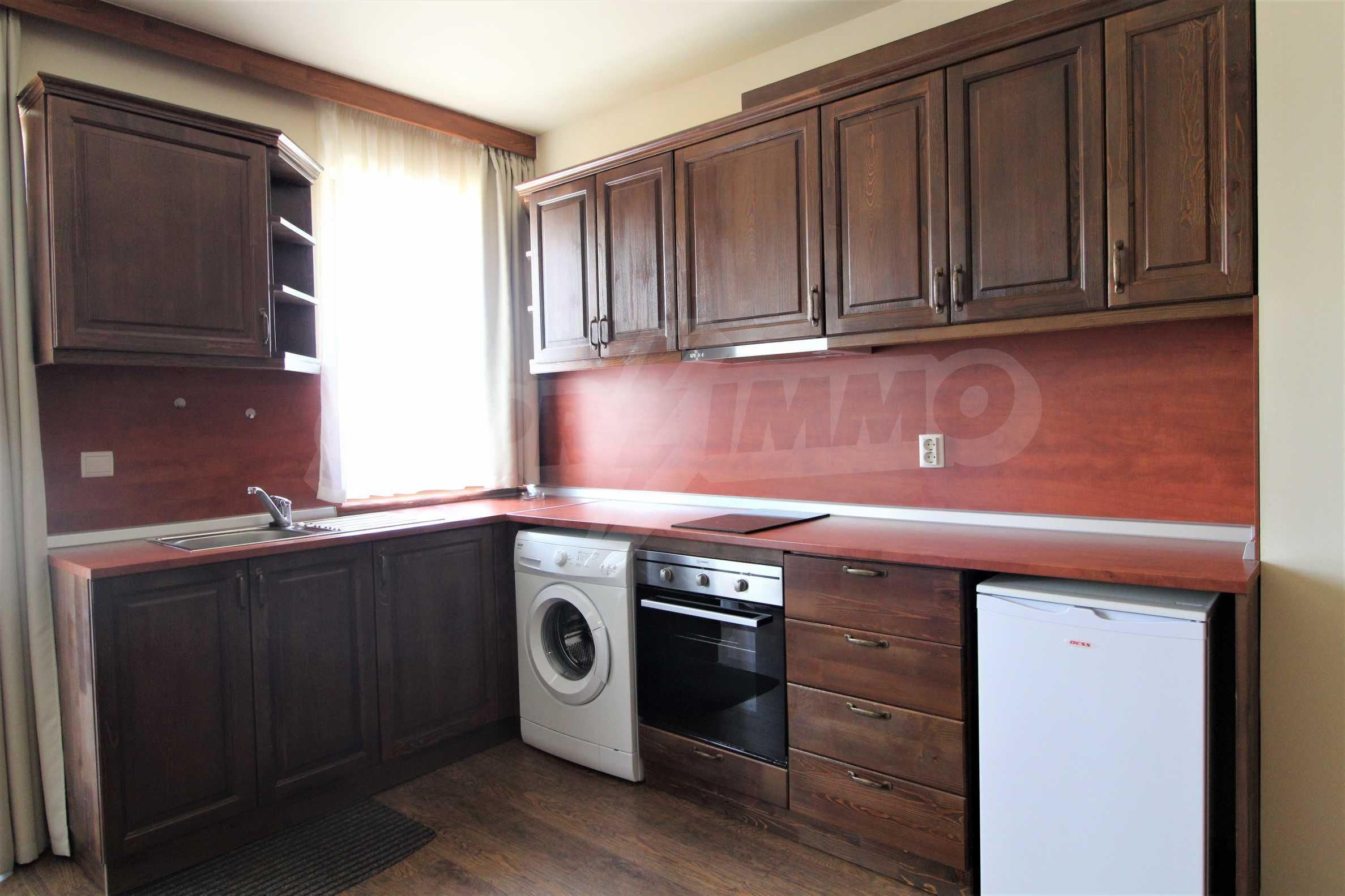 Чудесно обзаведен апартамент на територията на Пирин Голф & Кънтри Клуб 5