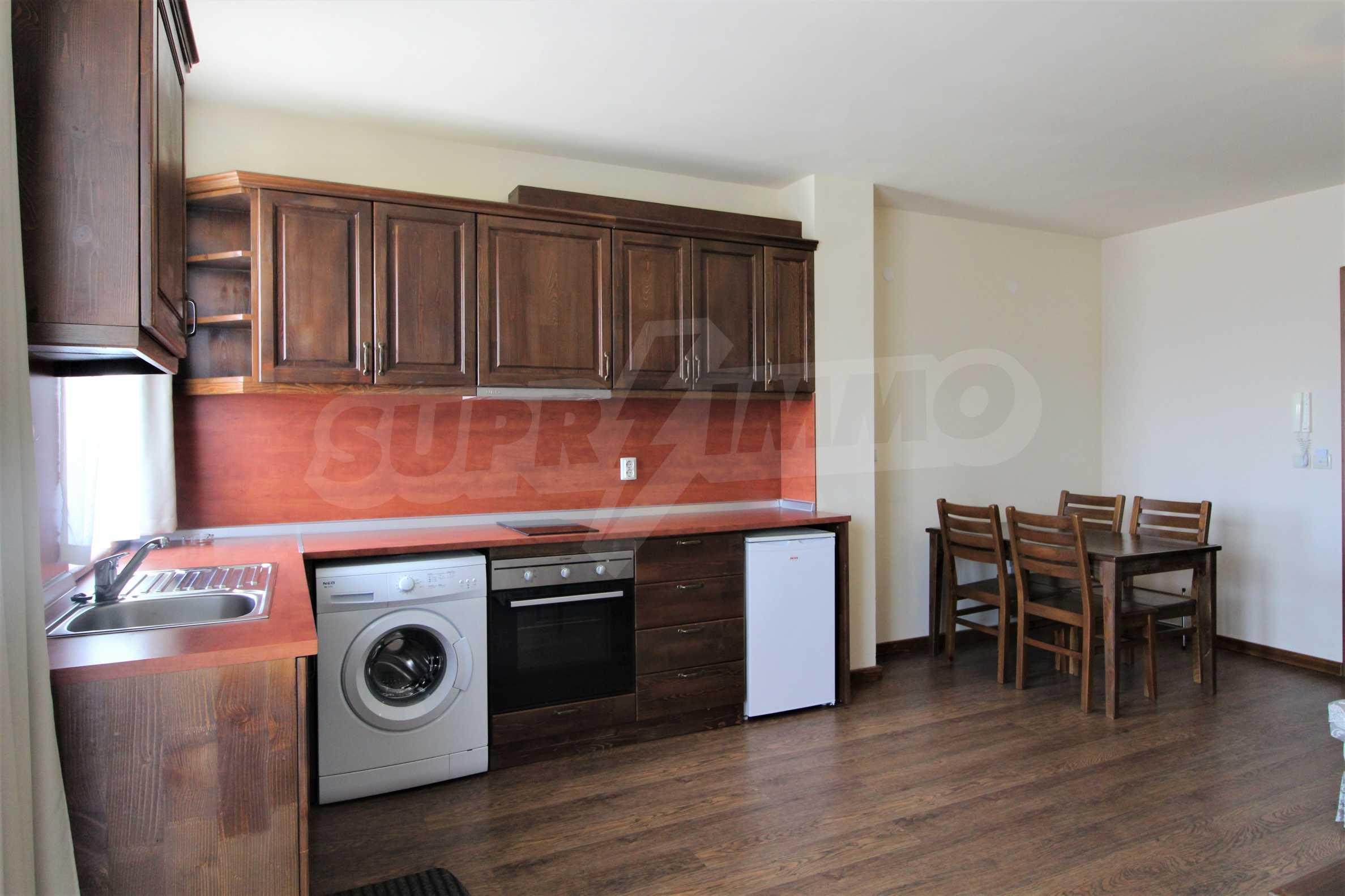 Чудесно обзаведен апартамент на територията на Пирин Голф & Кънтри Клуб 6