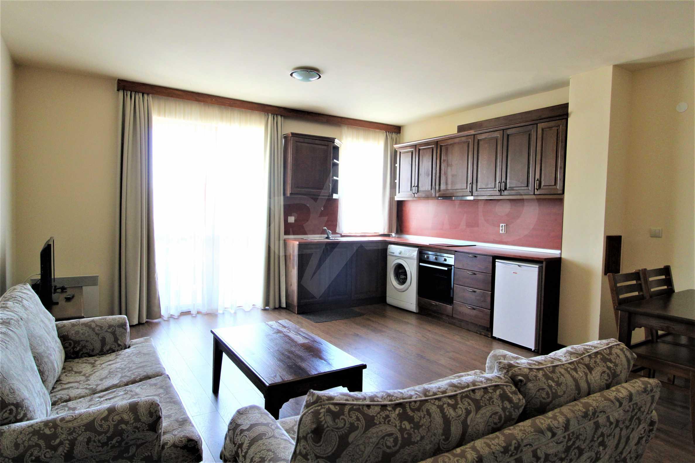 Чудесно обзаведен апартамент на територията на Пирин Голф & Кънтри Клуб 7