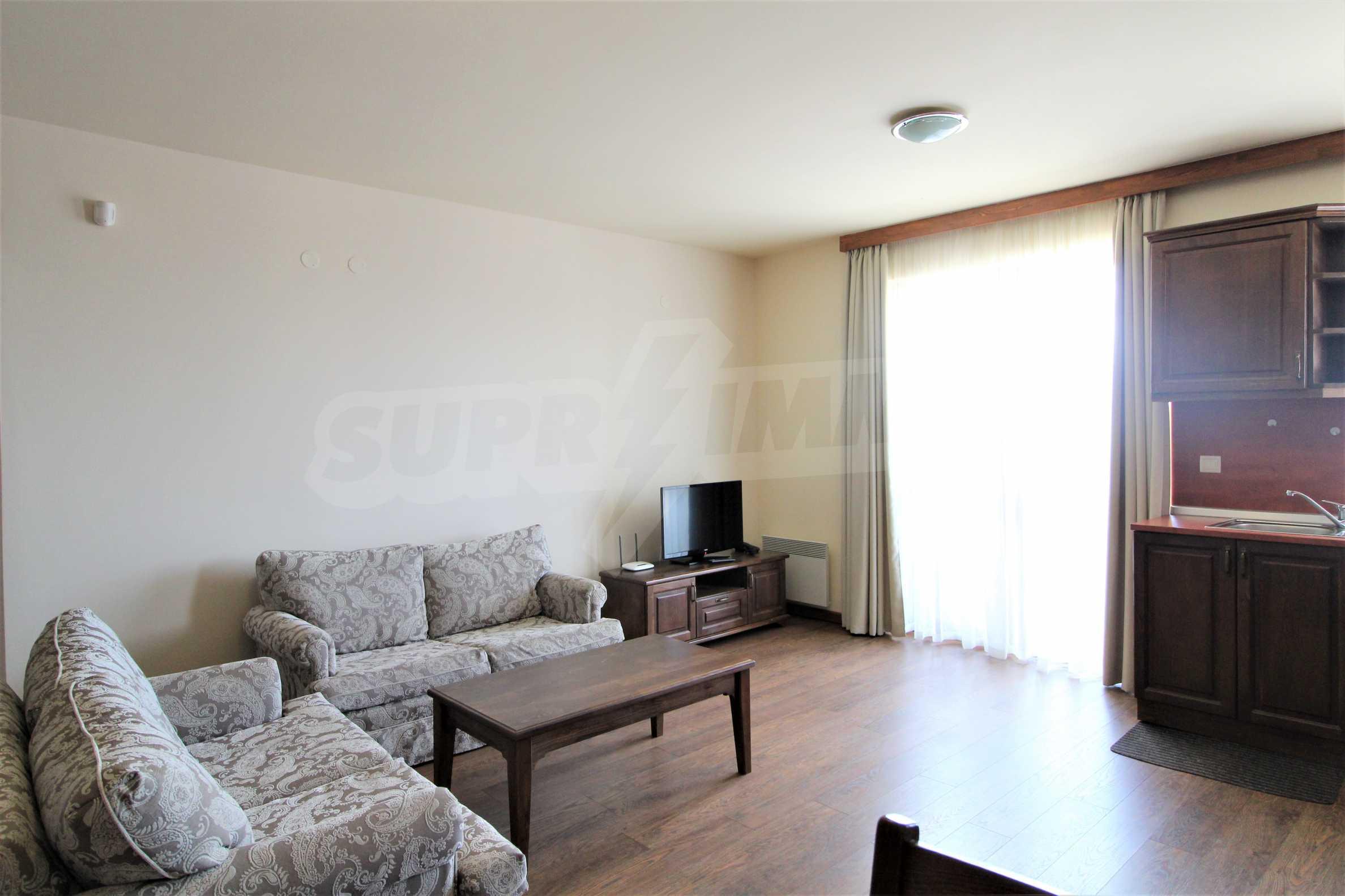 Чудесно обзаведен апартамент на територията на Пирин Голф & Кънтри Клуб 8