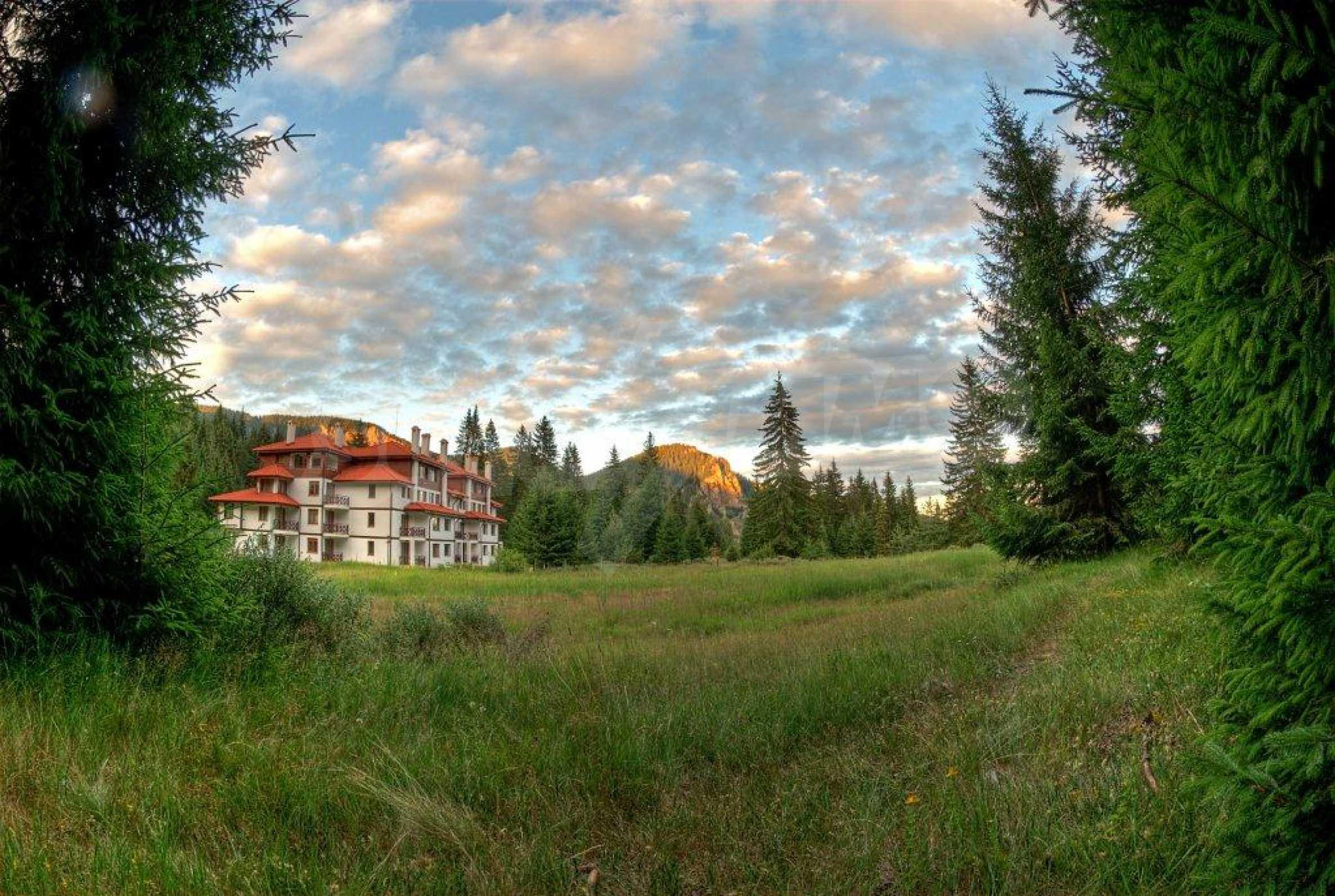 Студио за продажба в комплекс Mountain Lake до Смолянските езера 7