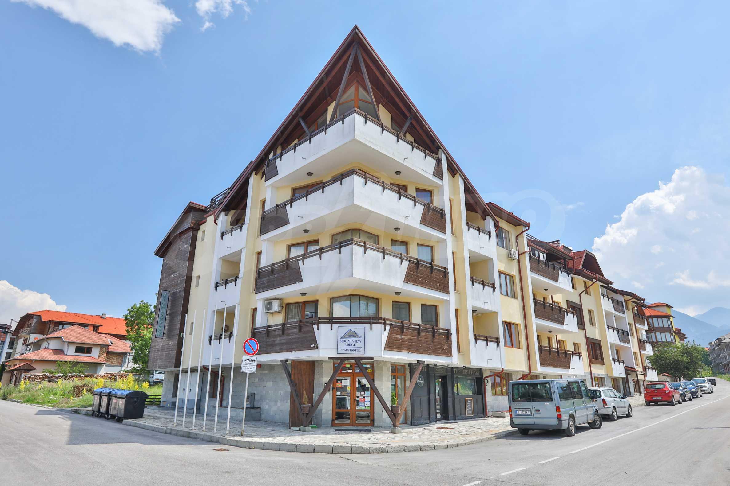 Обзаведен имот на топ локация в град Банско 14