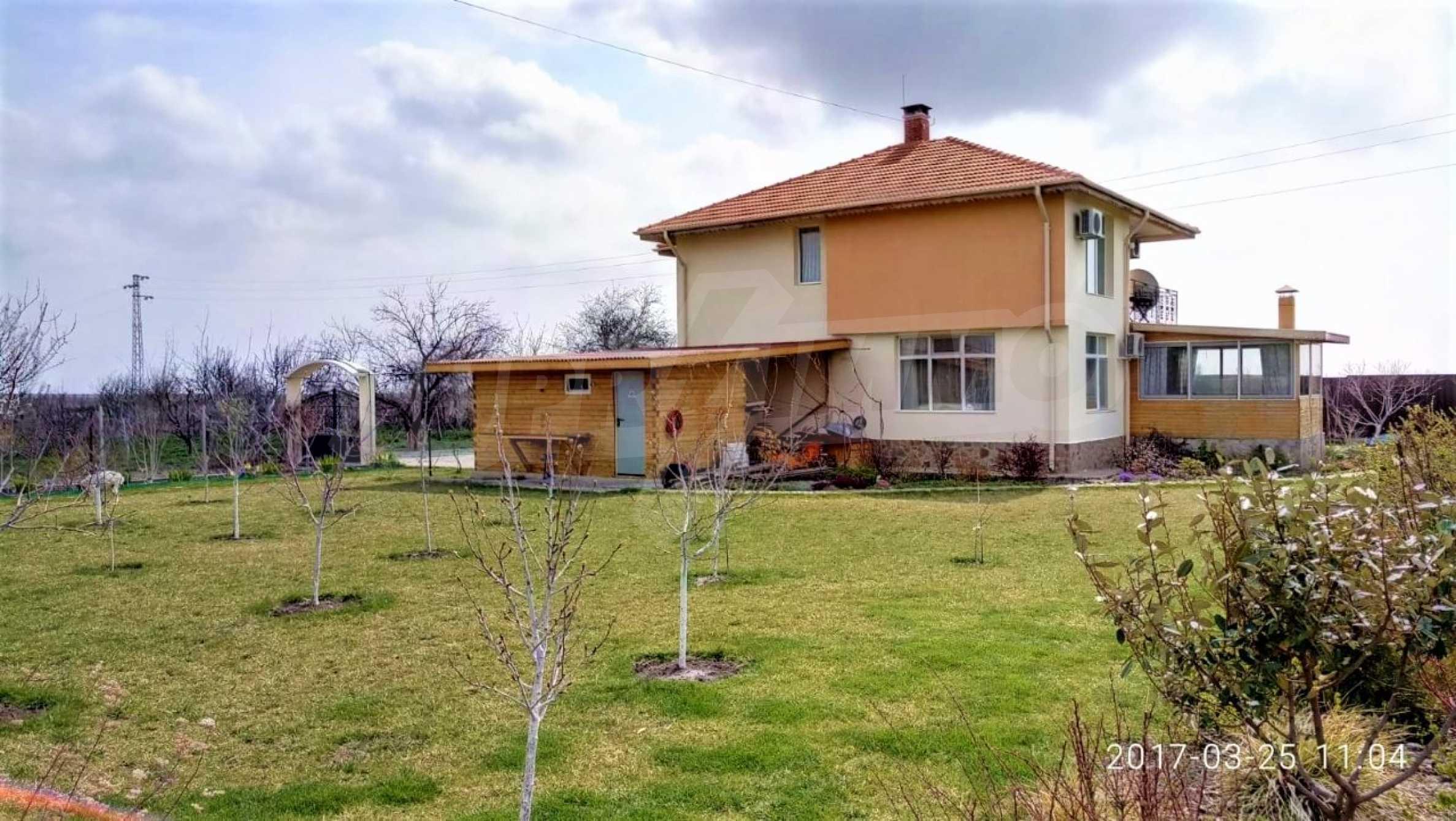 Herrliches Haus mit stilvoller Einrichtung im Df. Kamenar, Gemeinde Pomorie