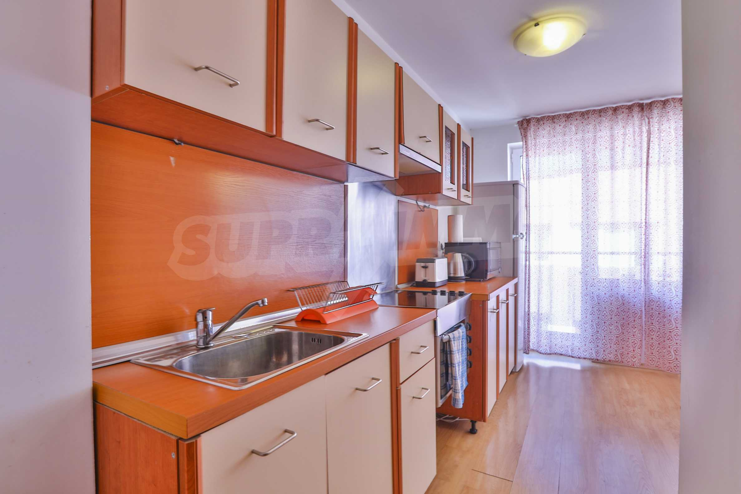 Two-bedroom apartment in the center with high rating on Airbnb 5