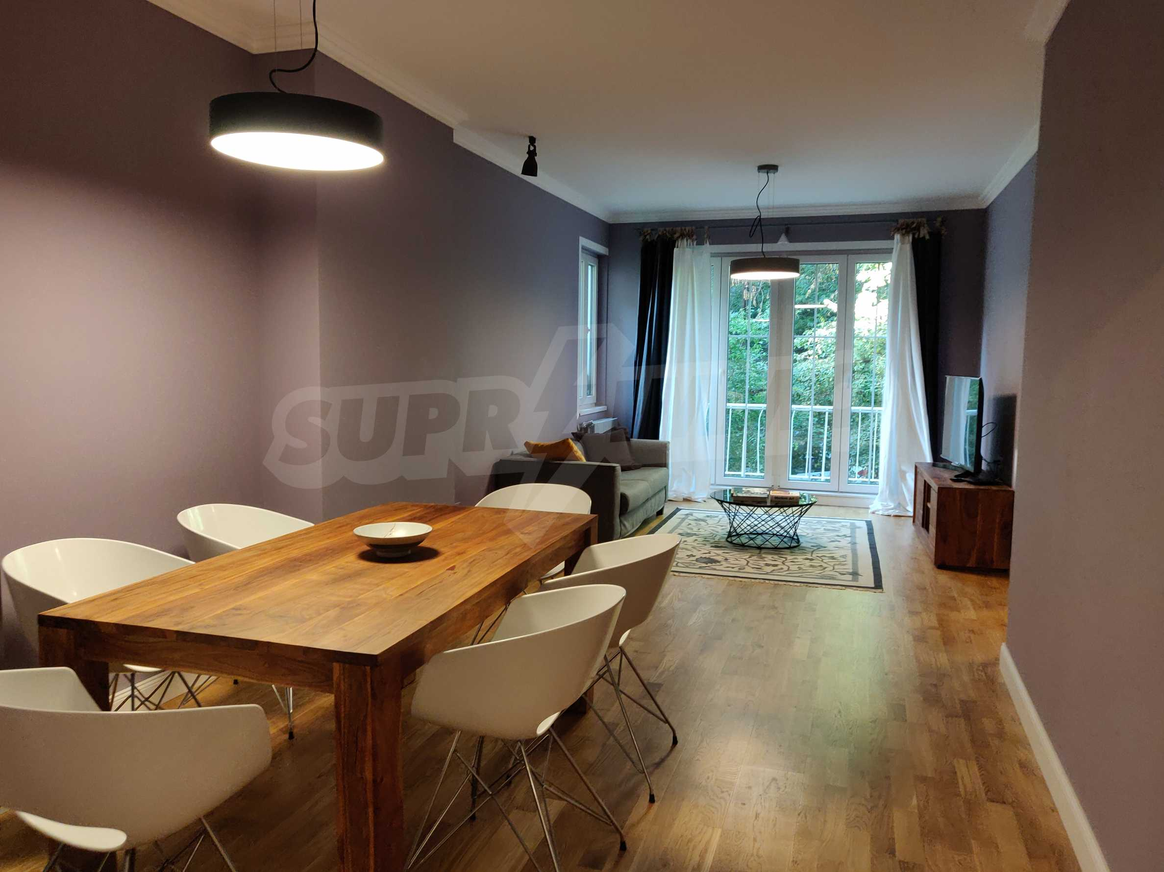 Three bedroom apartment in the center of Sofia