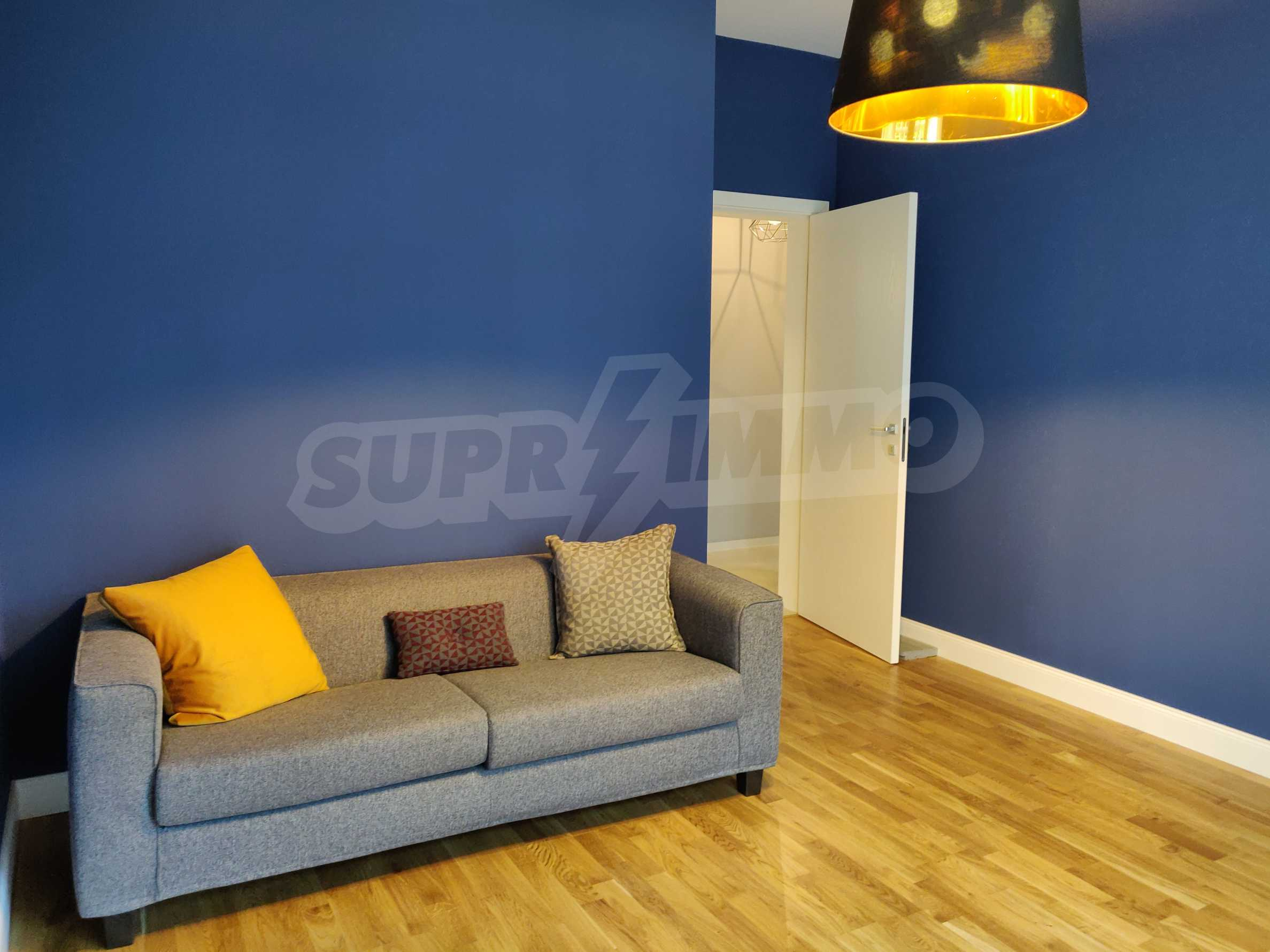 Three bedroom apartment in the center of Sofia 18