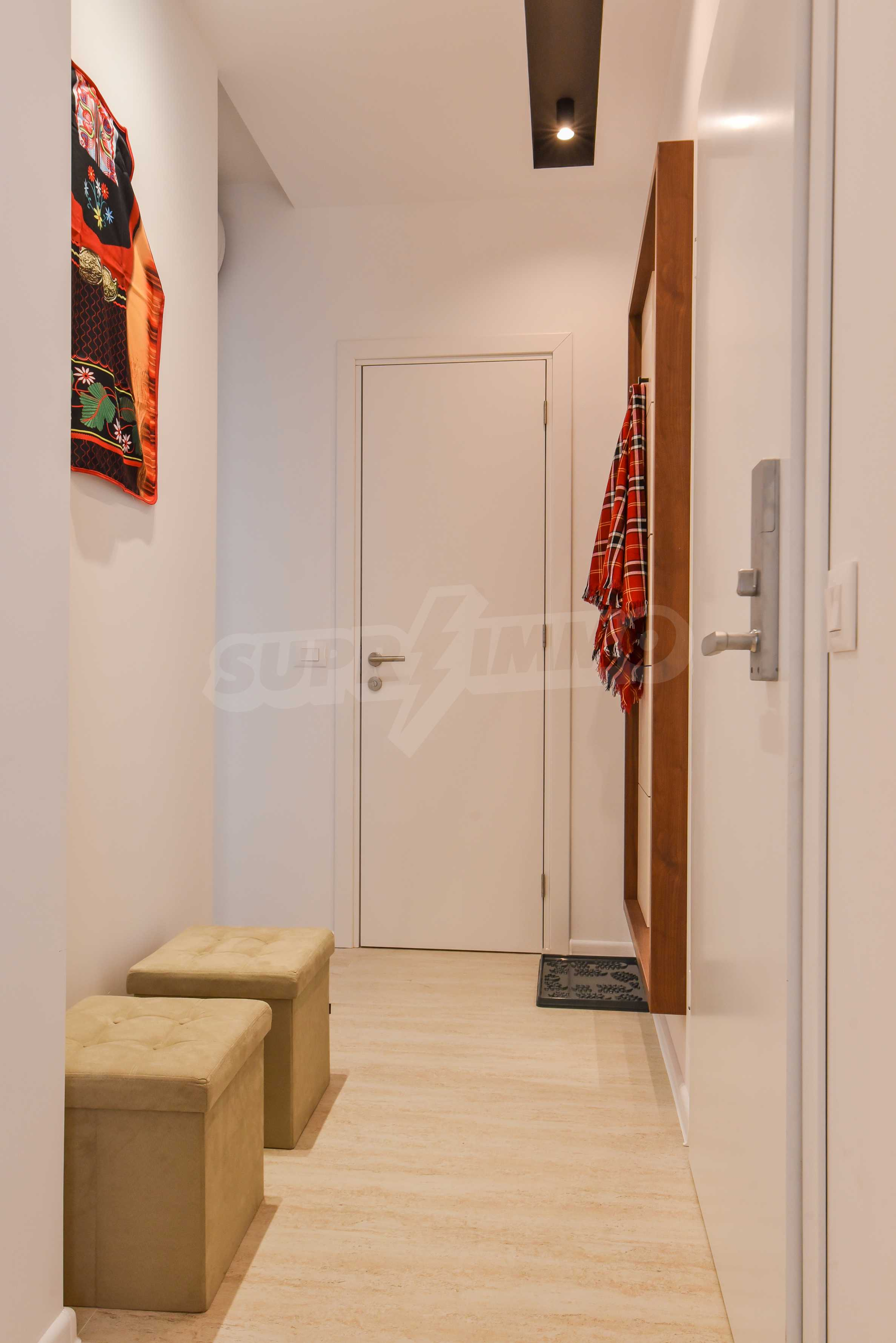 Modern three bedroom apartment with working business in the center of Sofia 30
