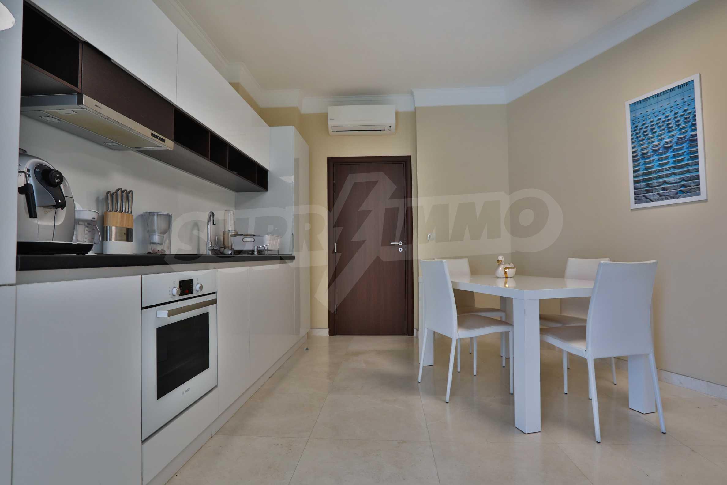 Exclusive 2-bedroom beachfront apartment in the prestigious Belle Époque Beach Residence 12