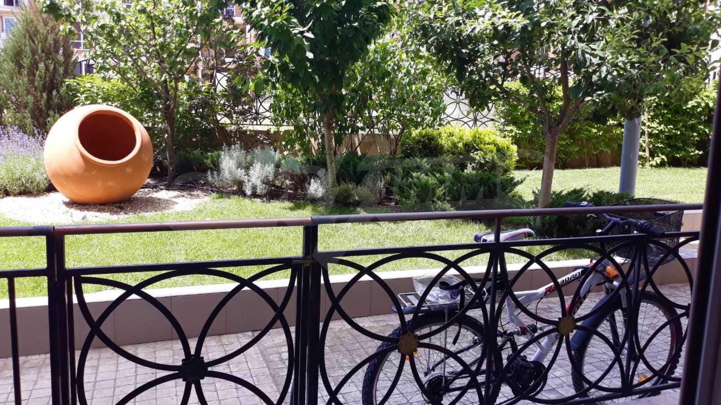 Komfortable Wohnung in einer eleganten Anlage in Ravda 8
