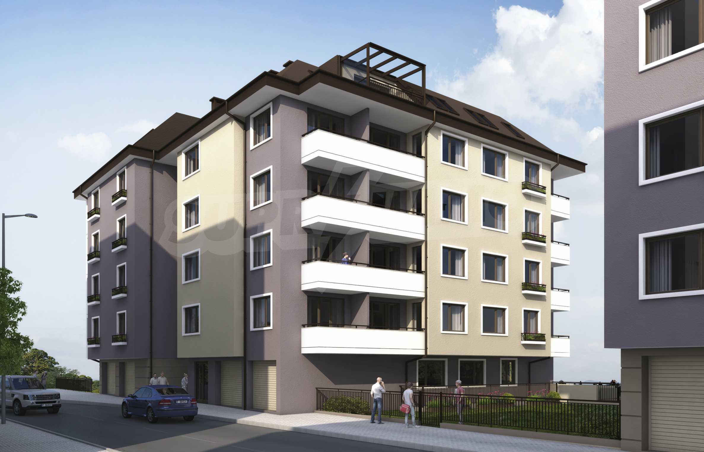Новопостроен имот в кв.  Картала   3