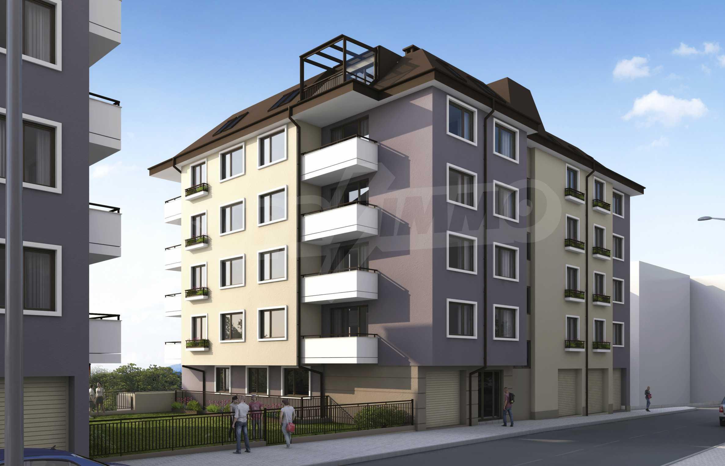 Новопостроен имот в кв.  Картала   4
