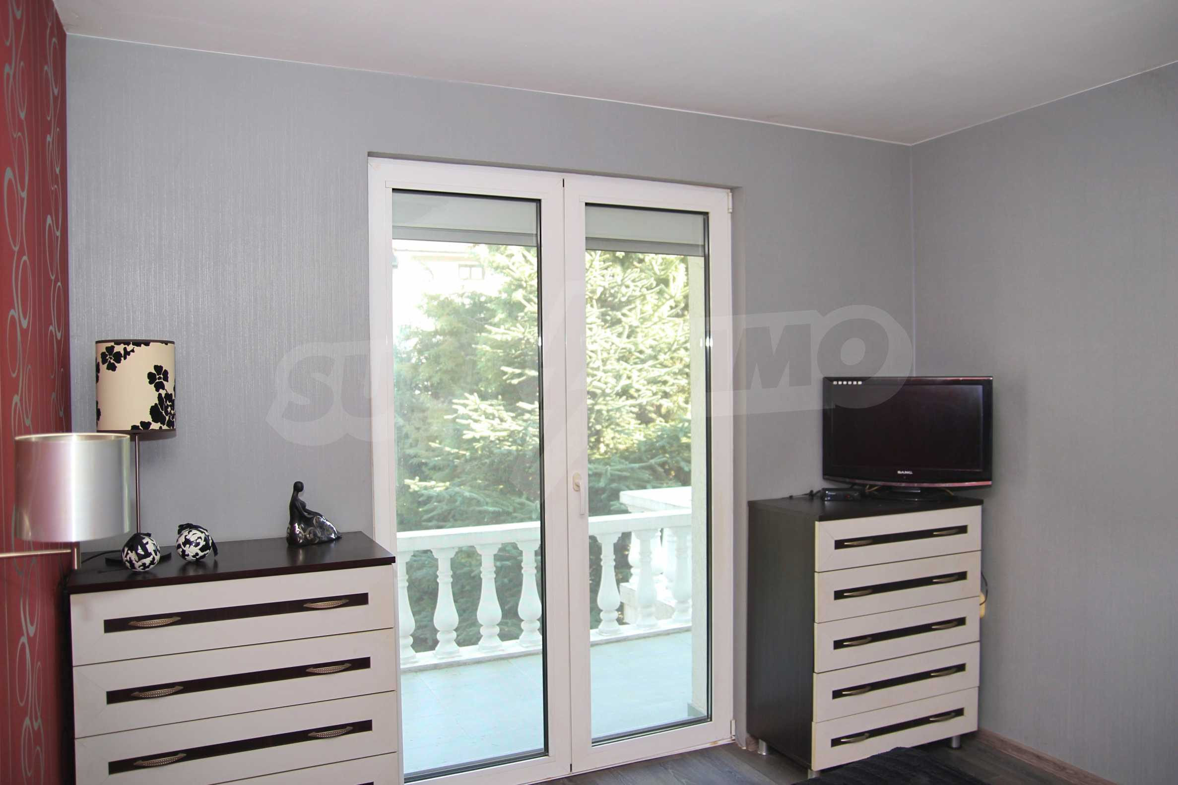 Two storey house with garage and sea views and the city of Varna 18