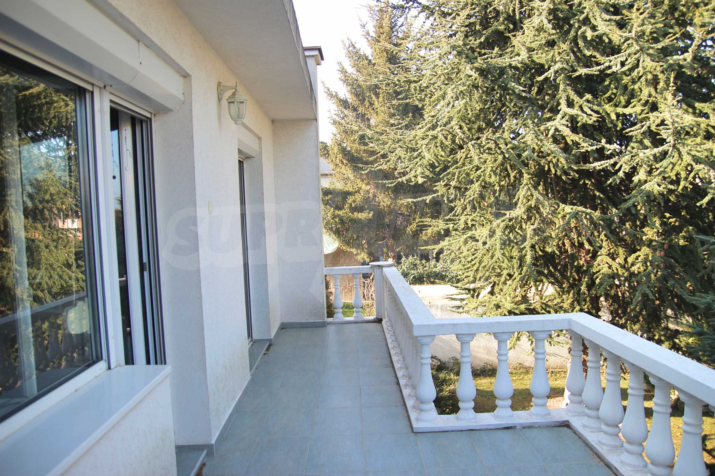 Two storey house with garage and sea views and the city of Varna 19