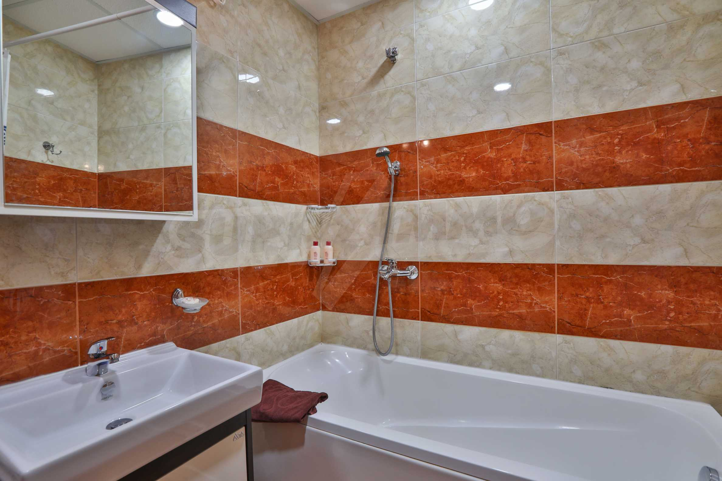 One-bedroom apartment in an elite beachfront complex in Sunny Beach 11