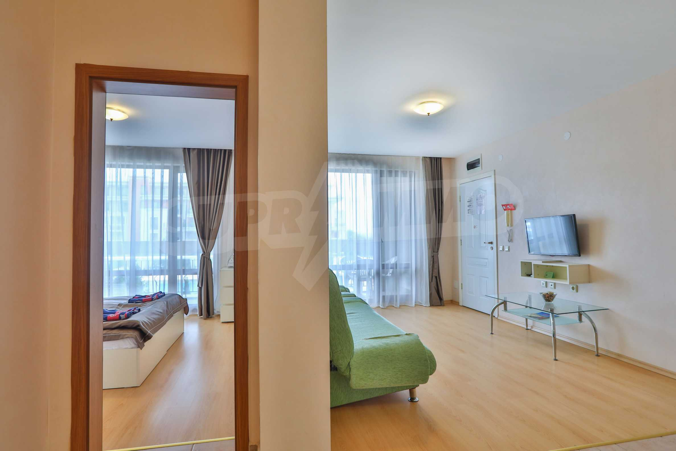 One-bedroom apartment in an elite beachfront complex in Sunny Beach 4