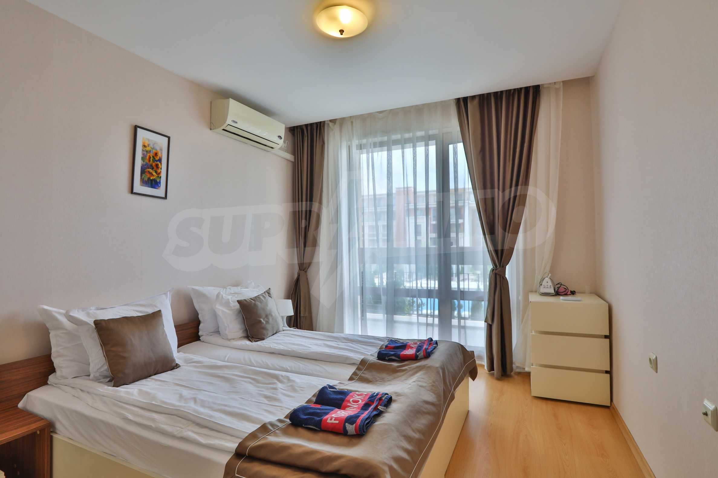 One-bedroom apartment in an elite beachfront complex in Sunny Beach 8