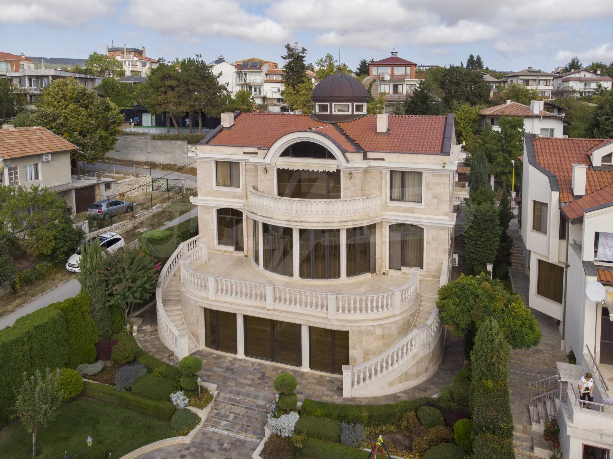 "Luxury house ""Inventia"" in Evksinograd 34"