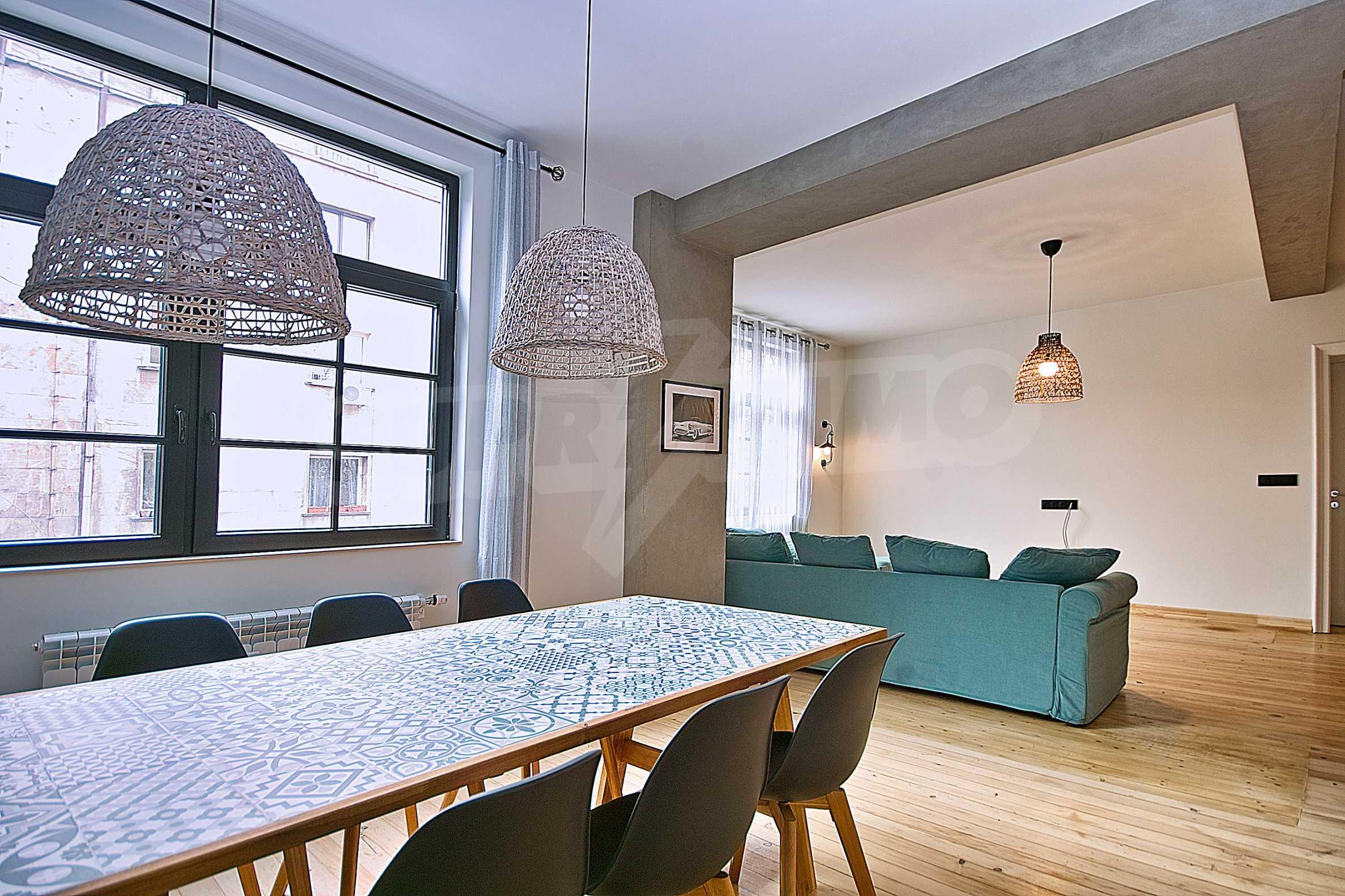 Möblierte Wohnung mit zwei Schlafzimmern in der Mitte 6