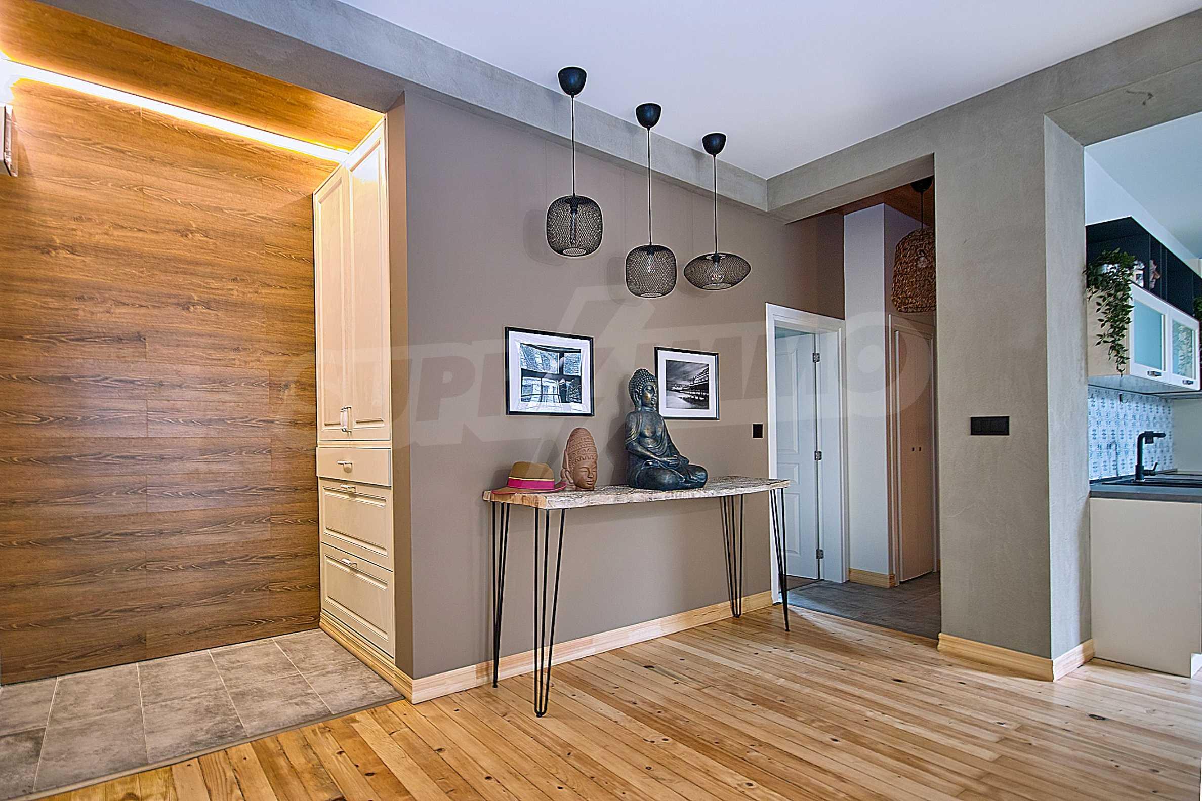 Möblierte Wohnung mit zwei Schlafzimmern in der Mitte 7