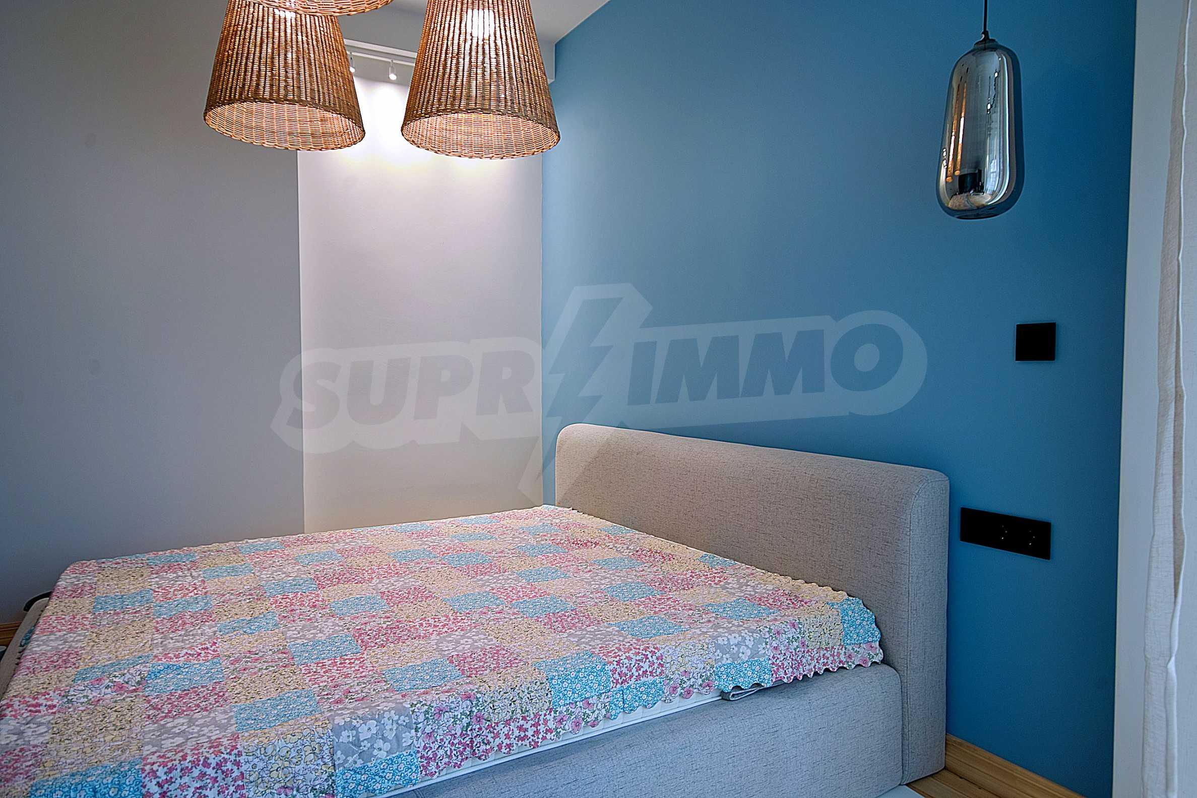 Möblierte Wohnung mit zwei Schlafzimmern in der Mitte 8