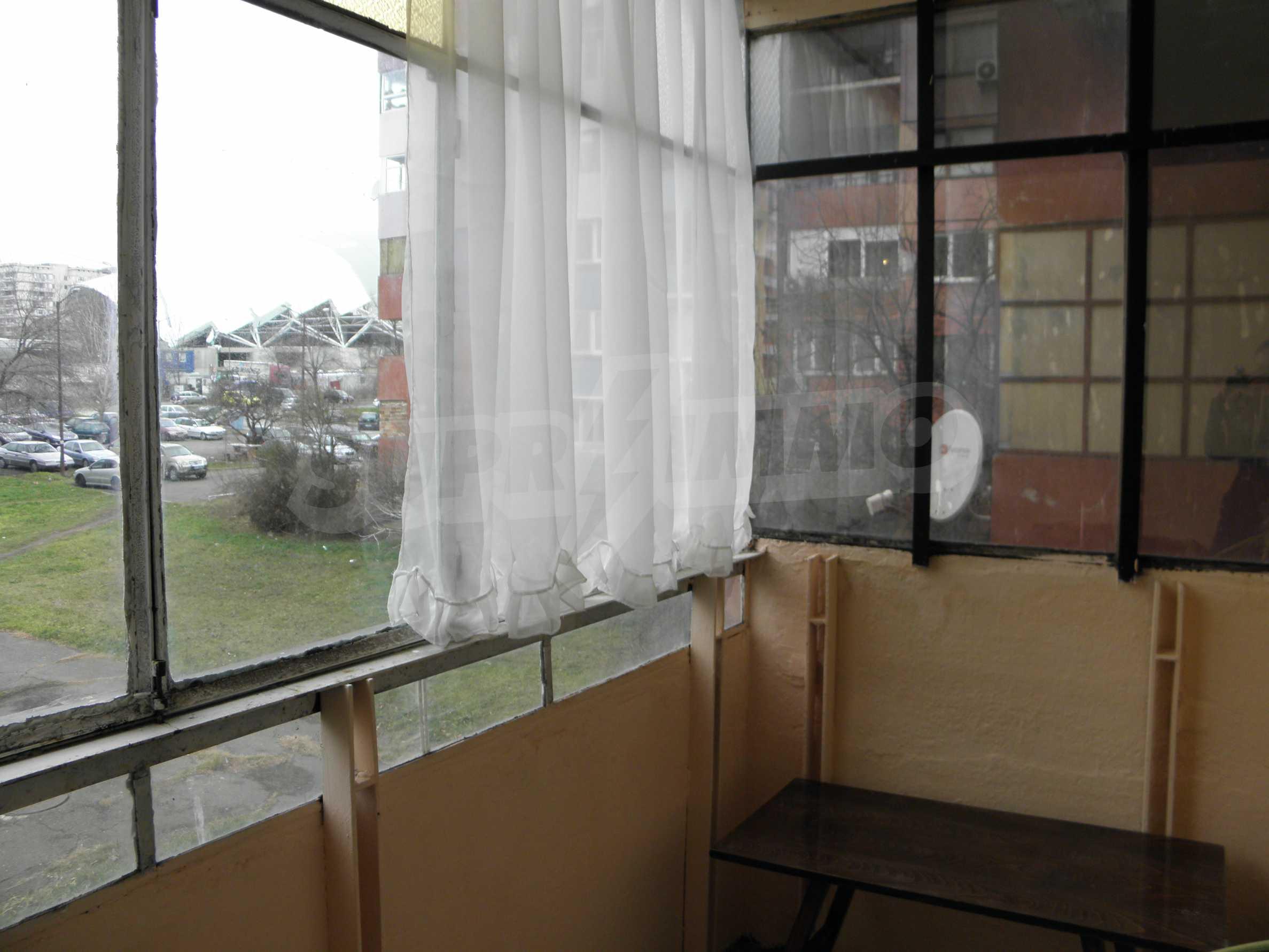 Студия в аренду возле парка Велека в Изгреве 5