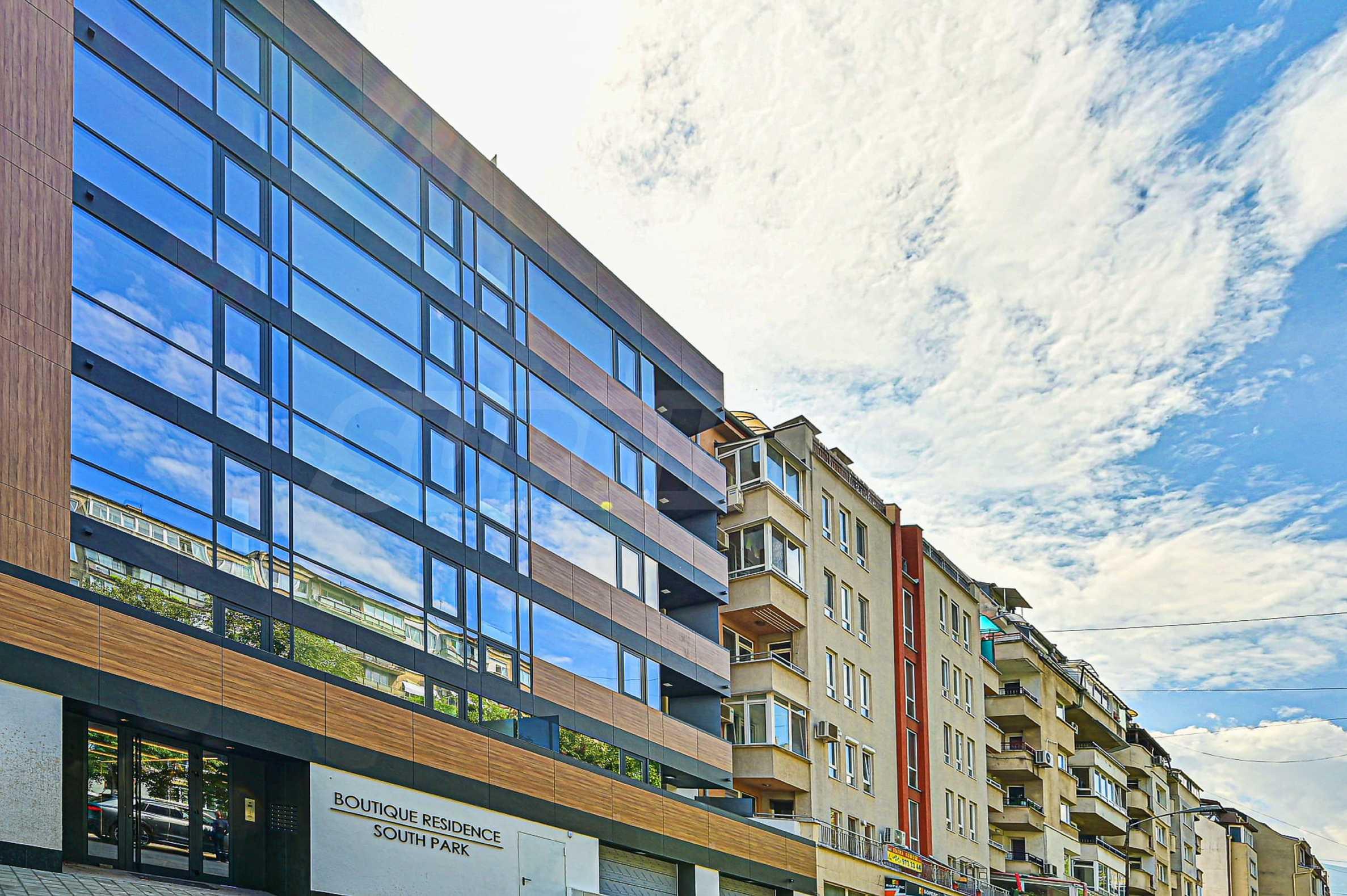 Luxury residential building by TASKOV & STOYANOV 11