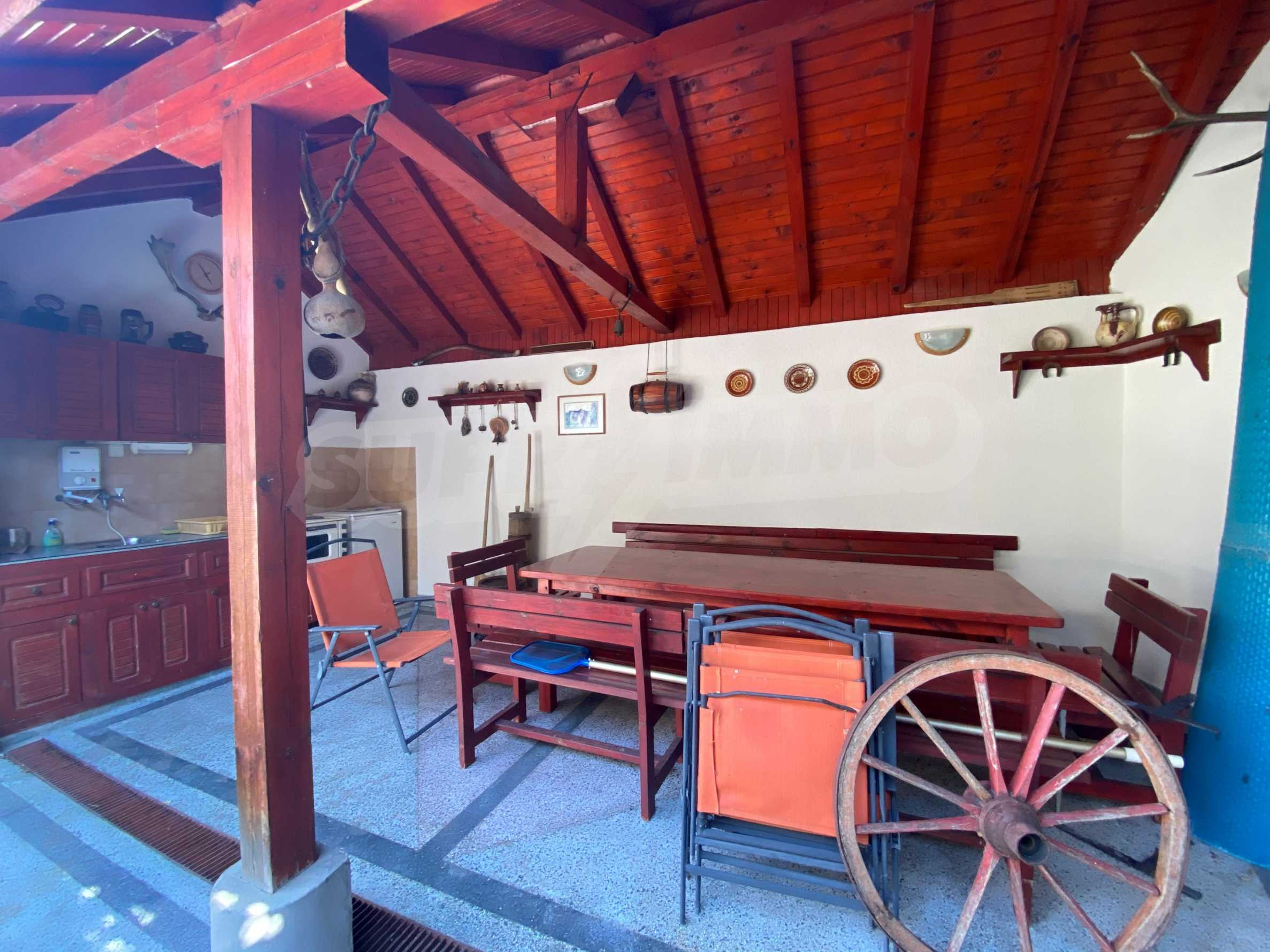 Family house with swimming pool in Dragalevtsi district 16