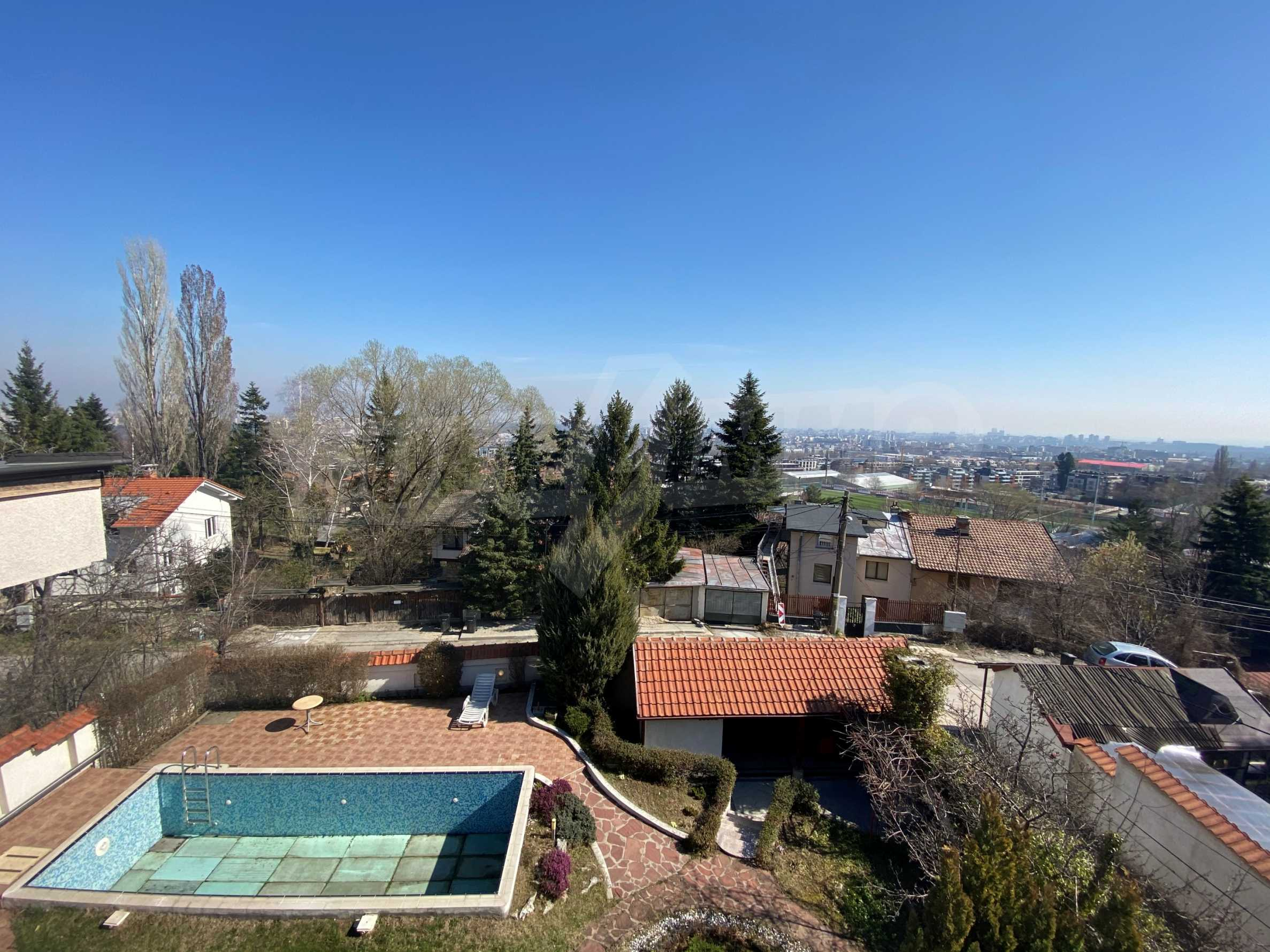 Family house with swimming pool in Dragalevtsi district 20