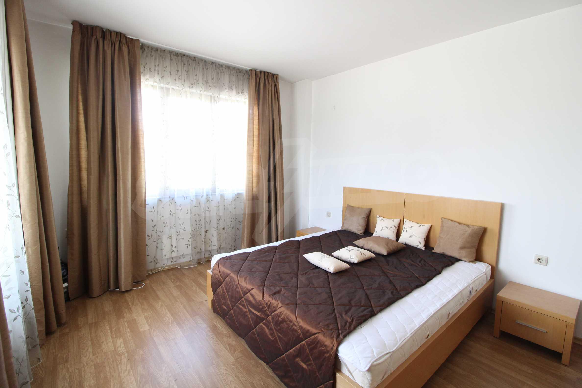 Möbliertes Apartment mit zwei Schlafzimmern im Top Lodge-Komplex, nur wenige Meter vom Skilift in Bansko entfernt 5