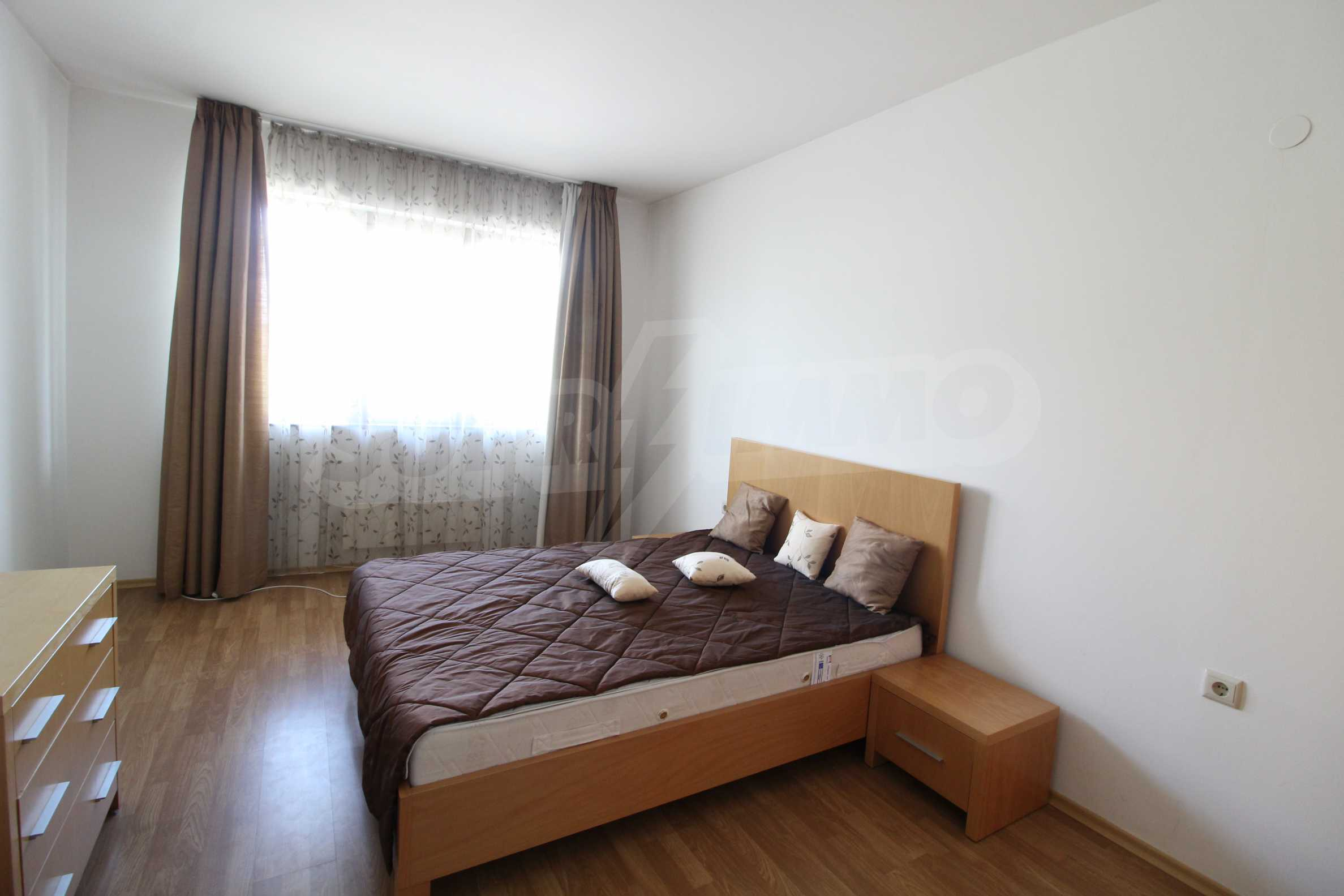 Furnished two-bedroom apartment located in Top Lodge complex, just meters from the ski lift in Bansko 7