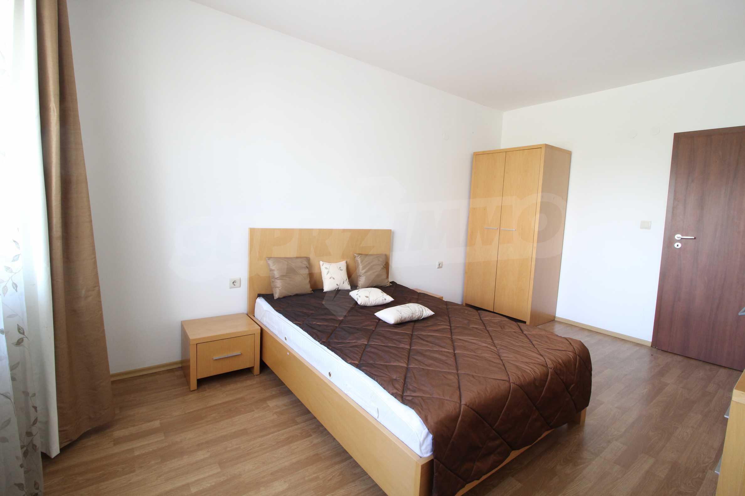 Möbliertes Apartment mit zwei Schlafzimmern im Top Lodge-Komplex, nur wenige Meter vom Skilift in Bansko entfernt 8