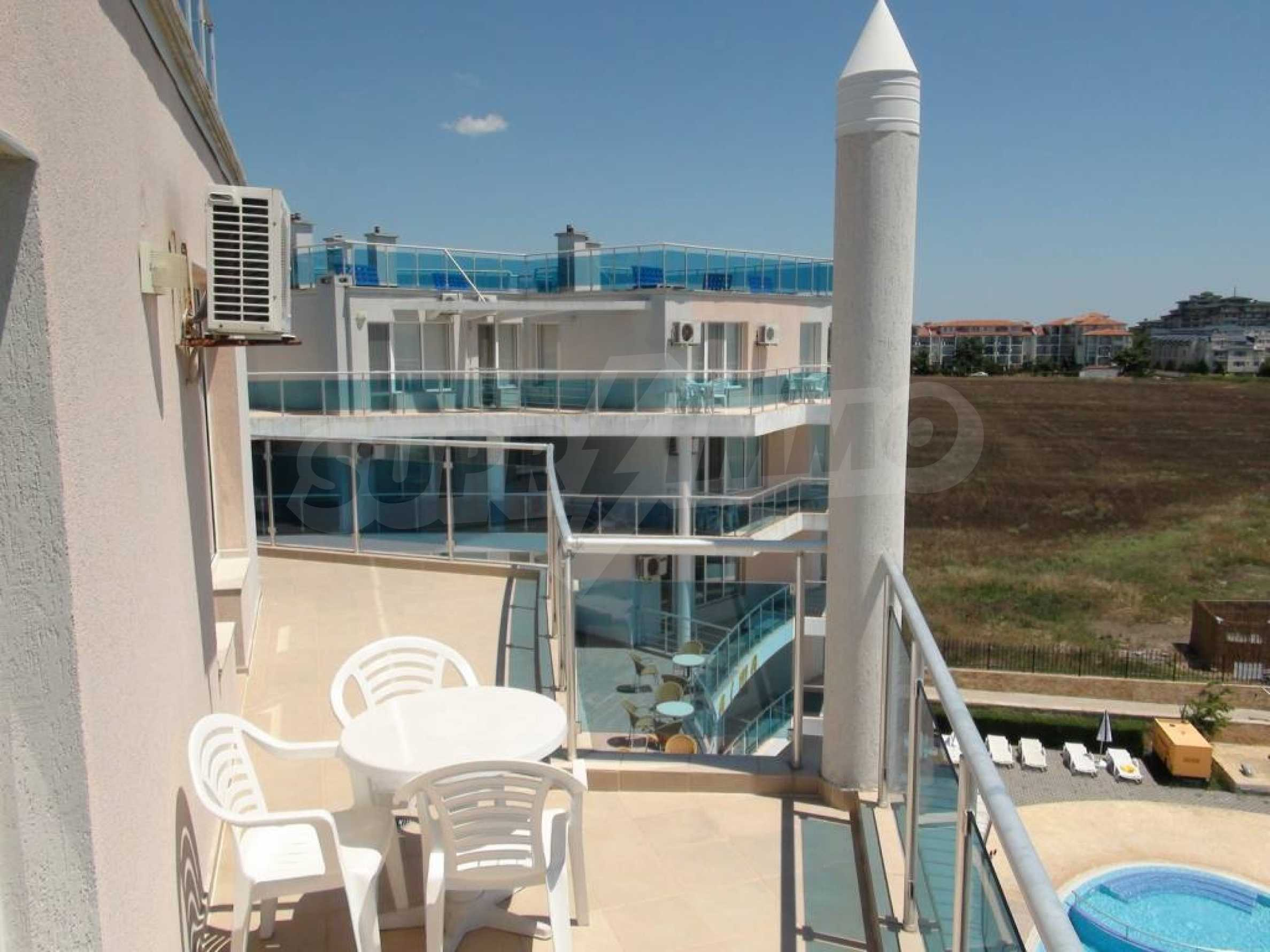 Large apartment with sea view in a complex near the villages of Ravda and Aheloy 11