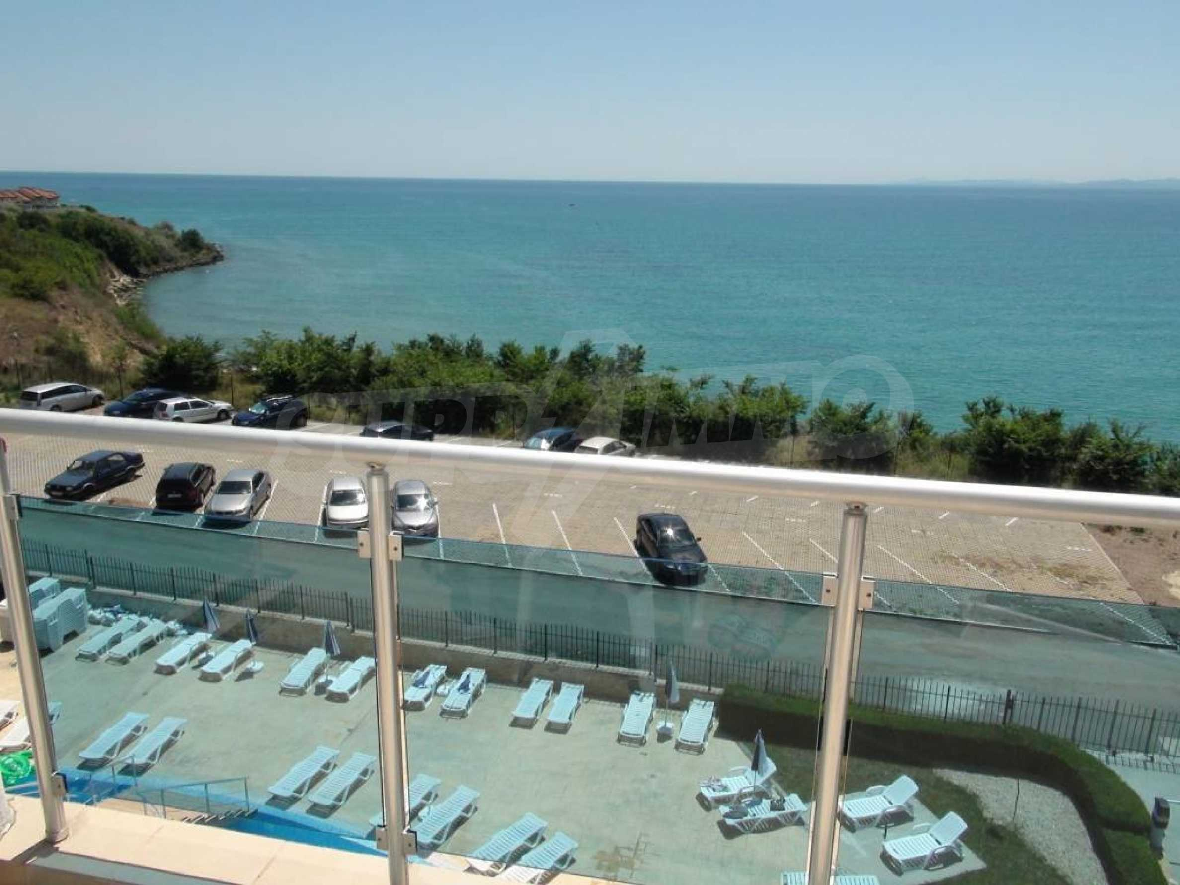 Large apartment with sea view in a complex near the villages of Ravda and Aheloy 1