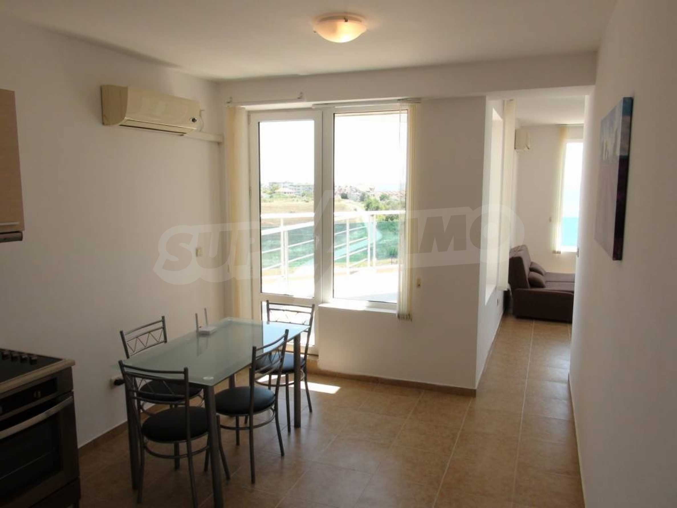 Large apartment with sea view in a complex near the villages of Ravda and Aheloy 19