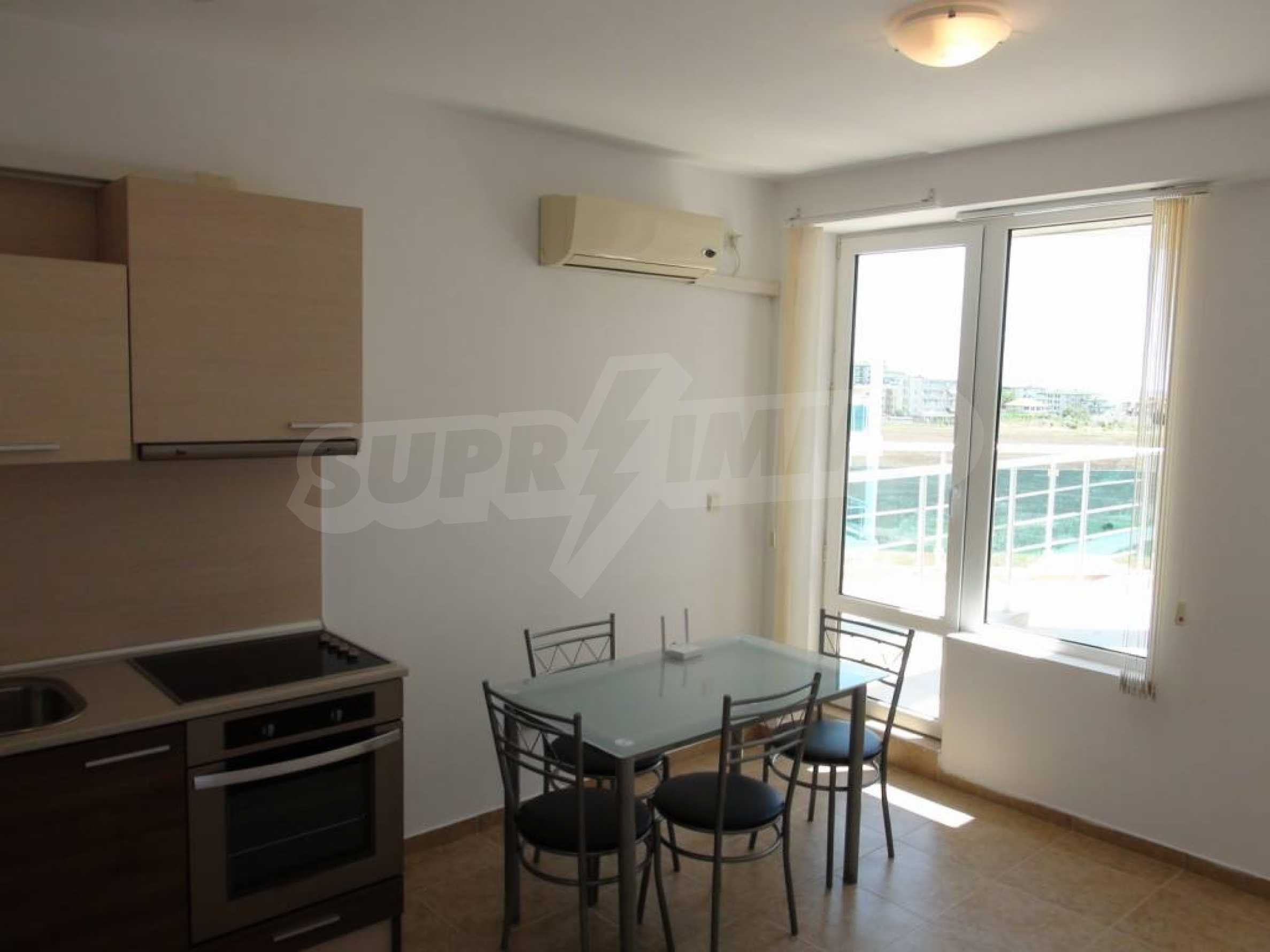 Large apartment with sea view in a complex near the villages of Ravda and Aheloy 21