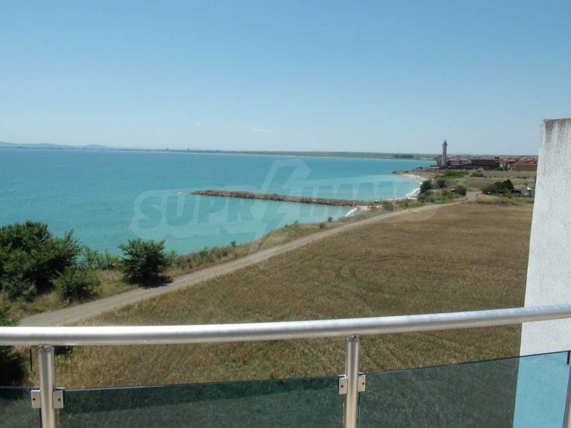 Large apartment with sea view in a complex near the villages of Ravda and Aheloy 30
