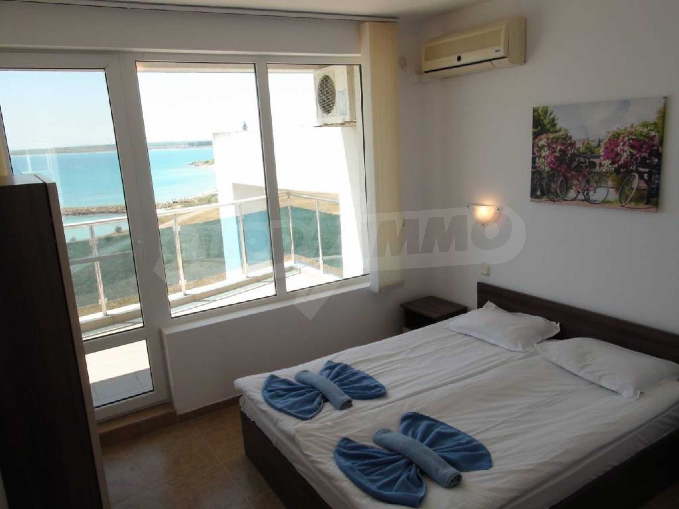 Large apartment with sea view in a complex near the villages of Ravda and Aheloy 33