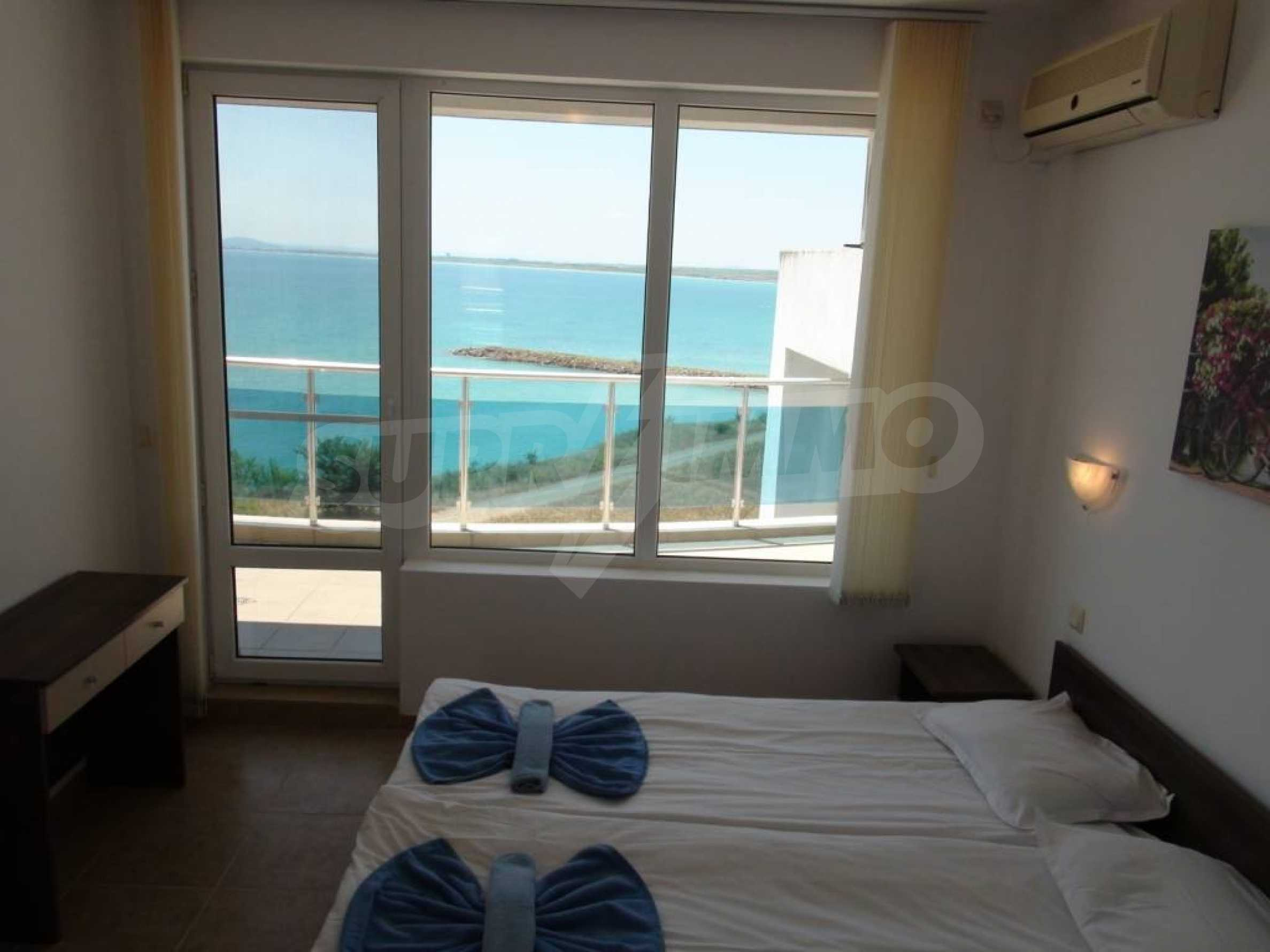 Large apartment with sea view in a complex near the villages of Ravda and Aheloy 34